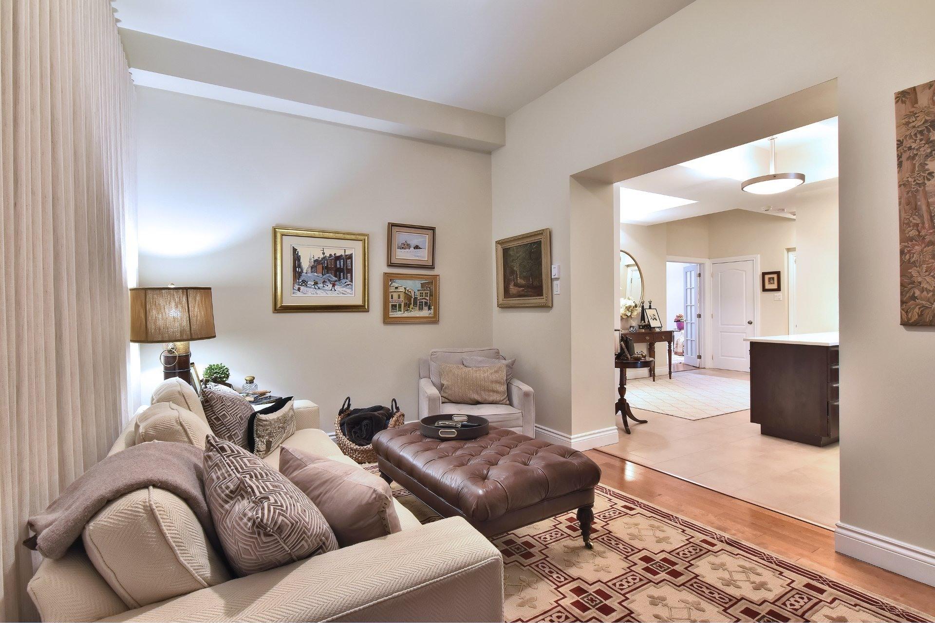 image 0 - Apartment For sale Côte-des-Neiges/Notre-Dame-de-Grâce Montréal  - 6 rooms