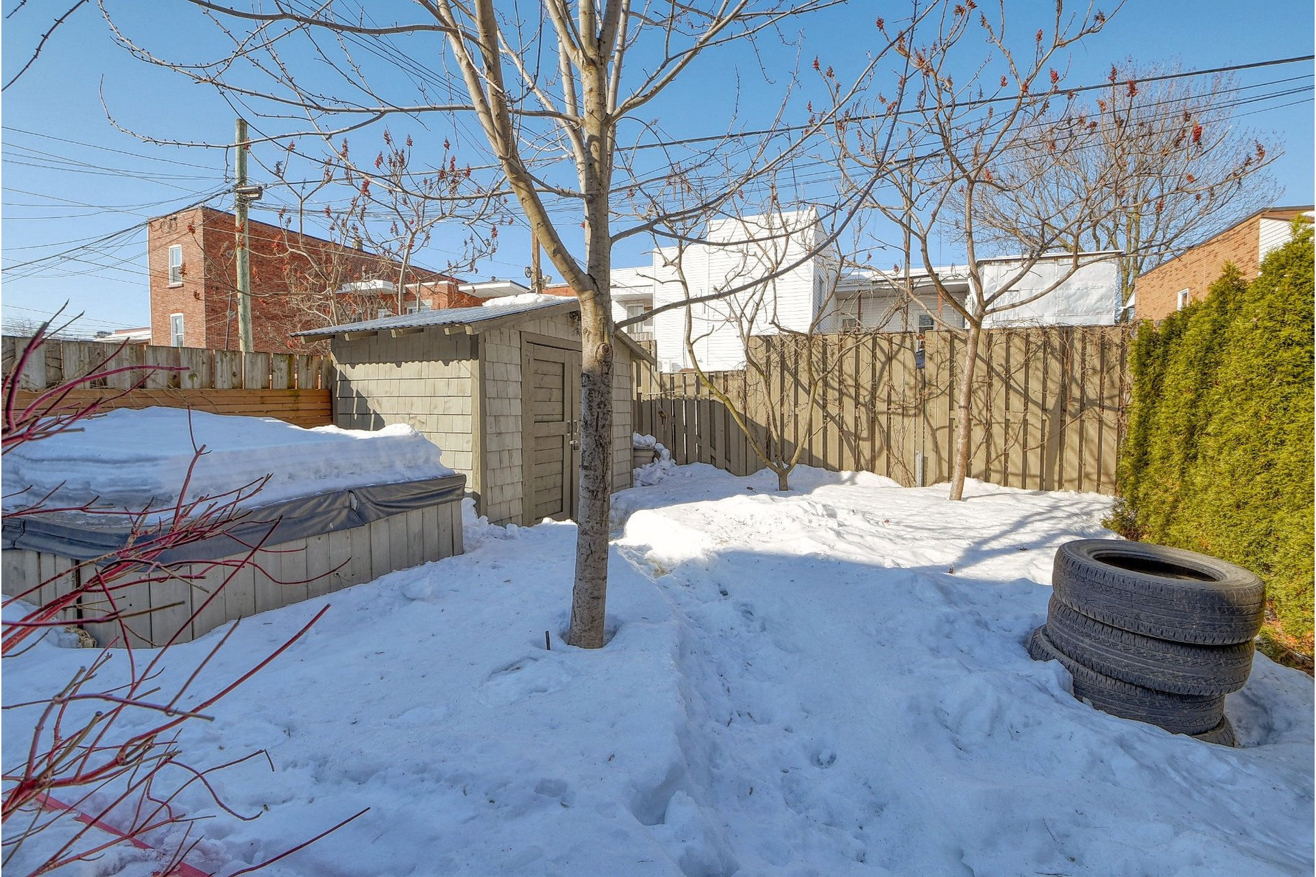 image 16 - Duplex À vendre Lachine Montréal  - 4 pièces