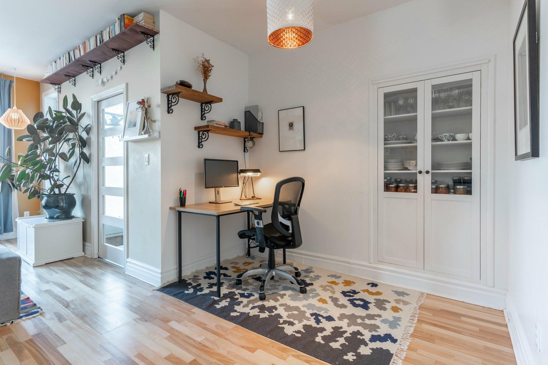 image 2 - Appartement À vendre Rosemont/La Petite-Patrie Montréal  - 7 pièces