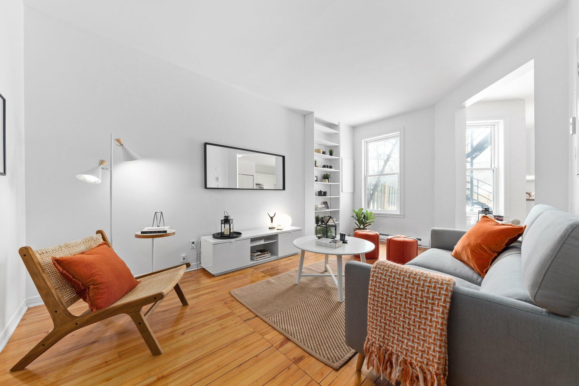 image 2 - Duplex À vendre Le Plateau-Mont-Royal Montréal  - 5 pièces