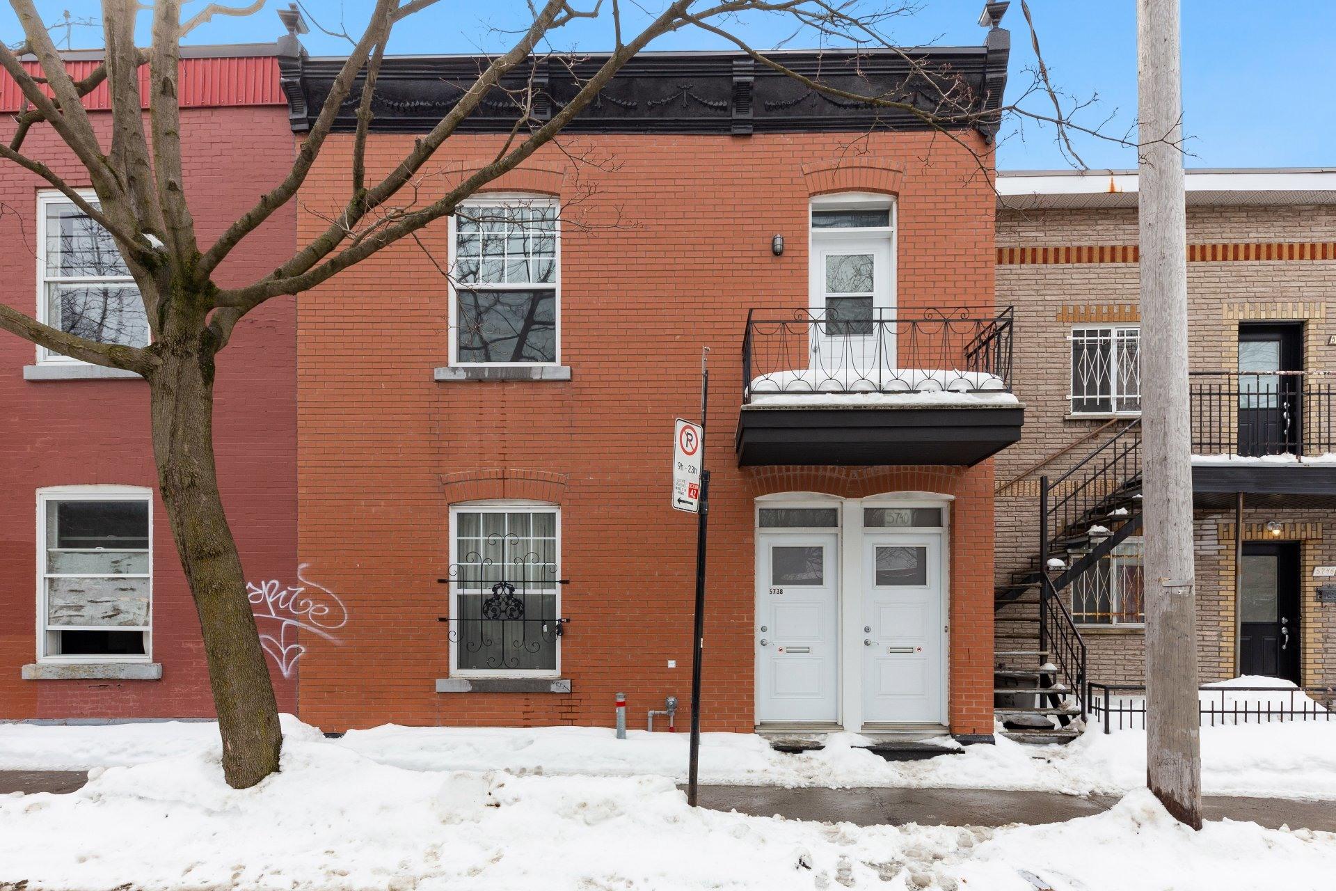 image 1 - Duplex For sale Le Plateau-Mont-Royal Montréal  - 5 rooms