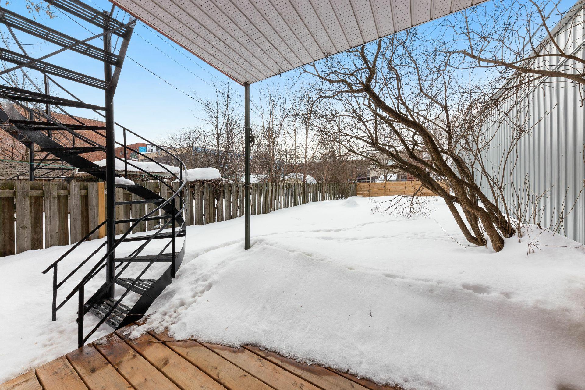 image 24 - Duplex For sale Le Plateau-Mont-Royal Montréal  - 5 rooms