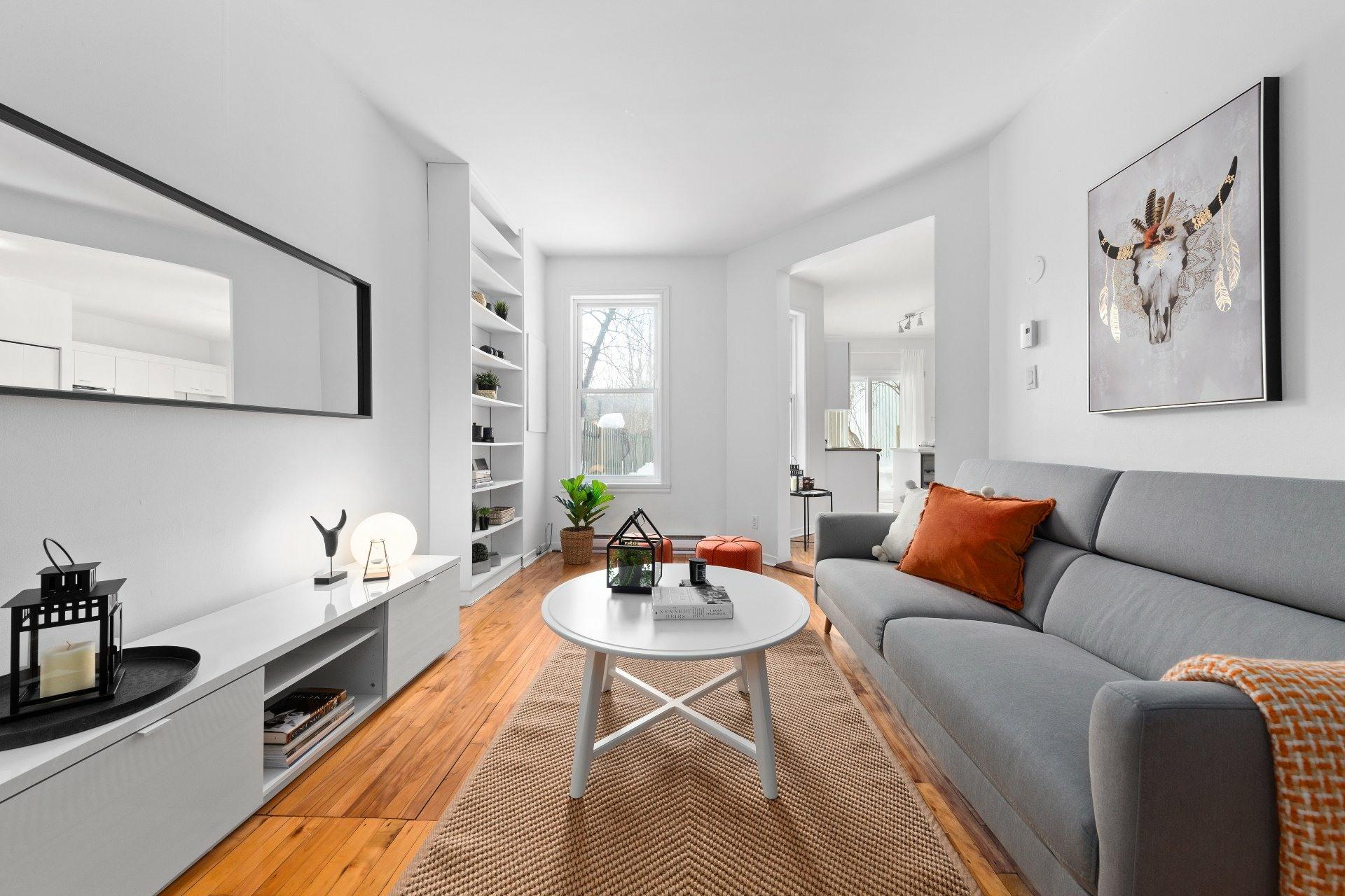 image 0 - Duplex For sale Le Plateau-Mont-Royal Montréal  - 5 rooms