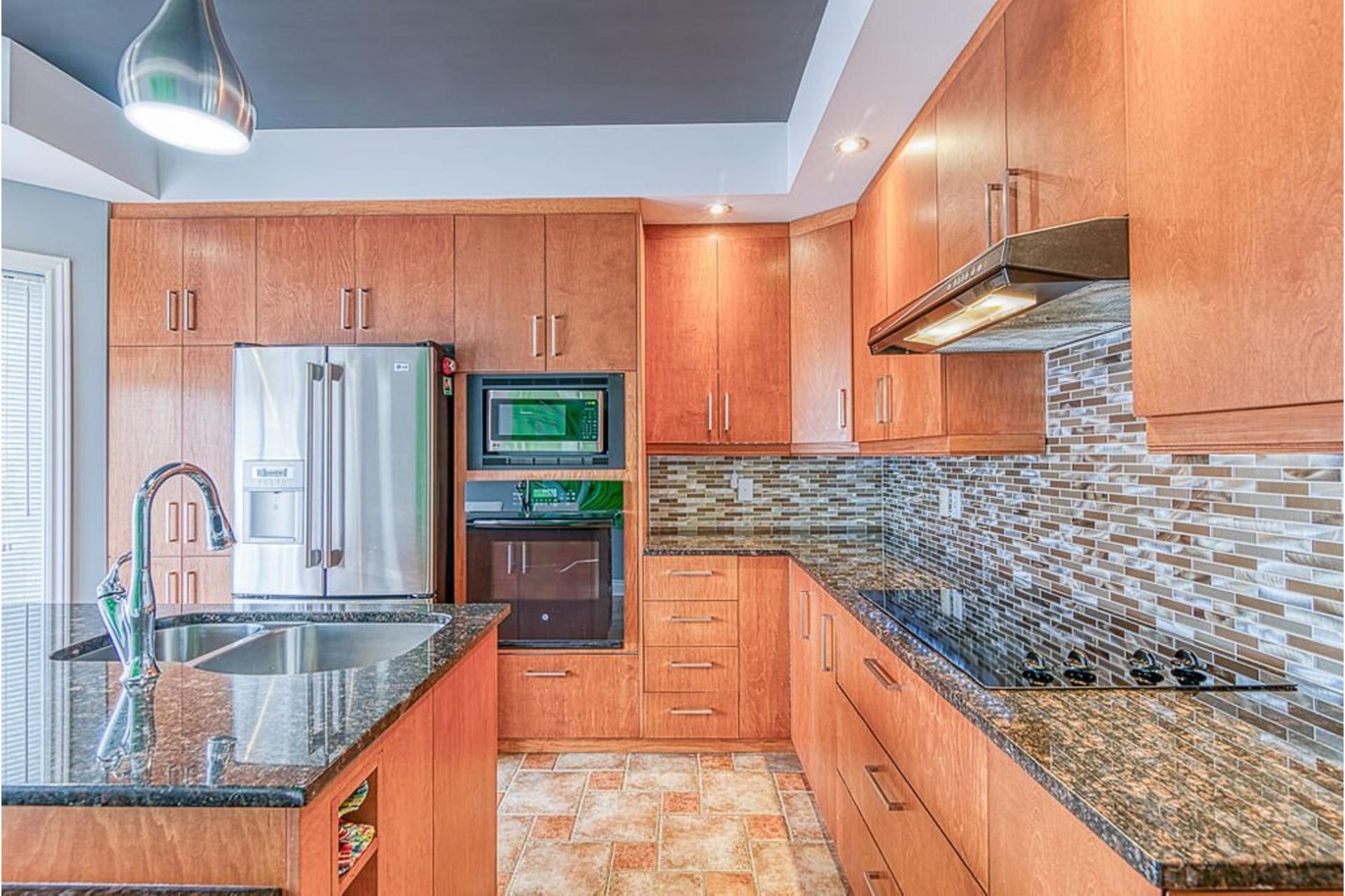 image 15 - House For sale Sainte-Anne-des-Plaines - 12 rooms