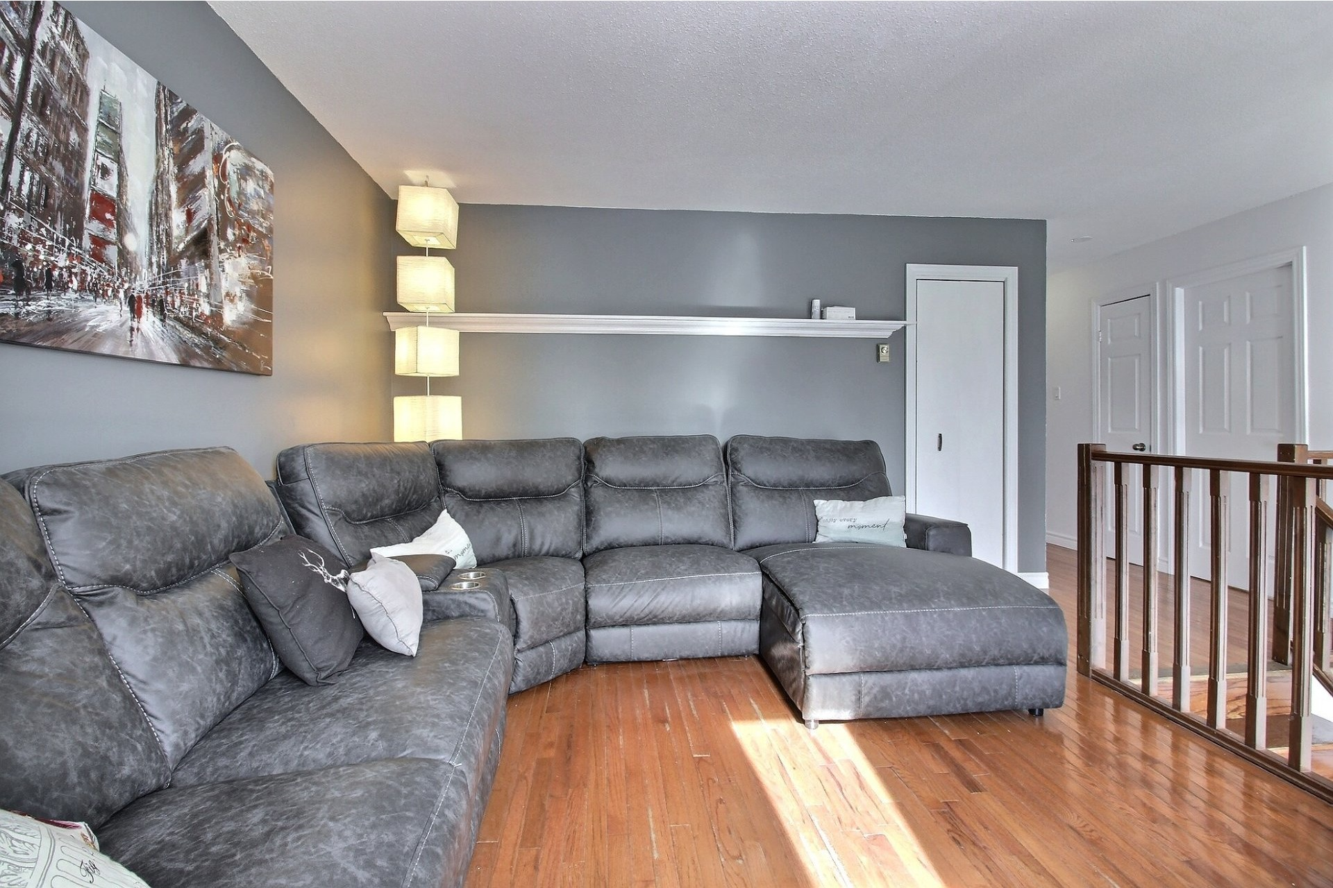 image 4 - House For sale Le Gardeur Repentigny  - 10 rooms