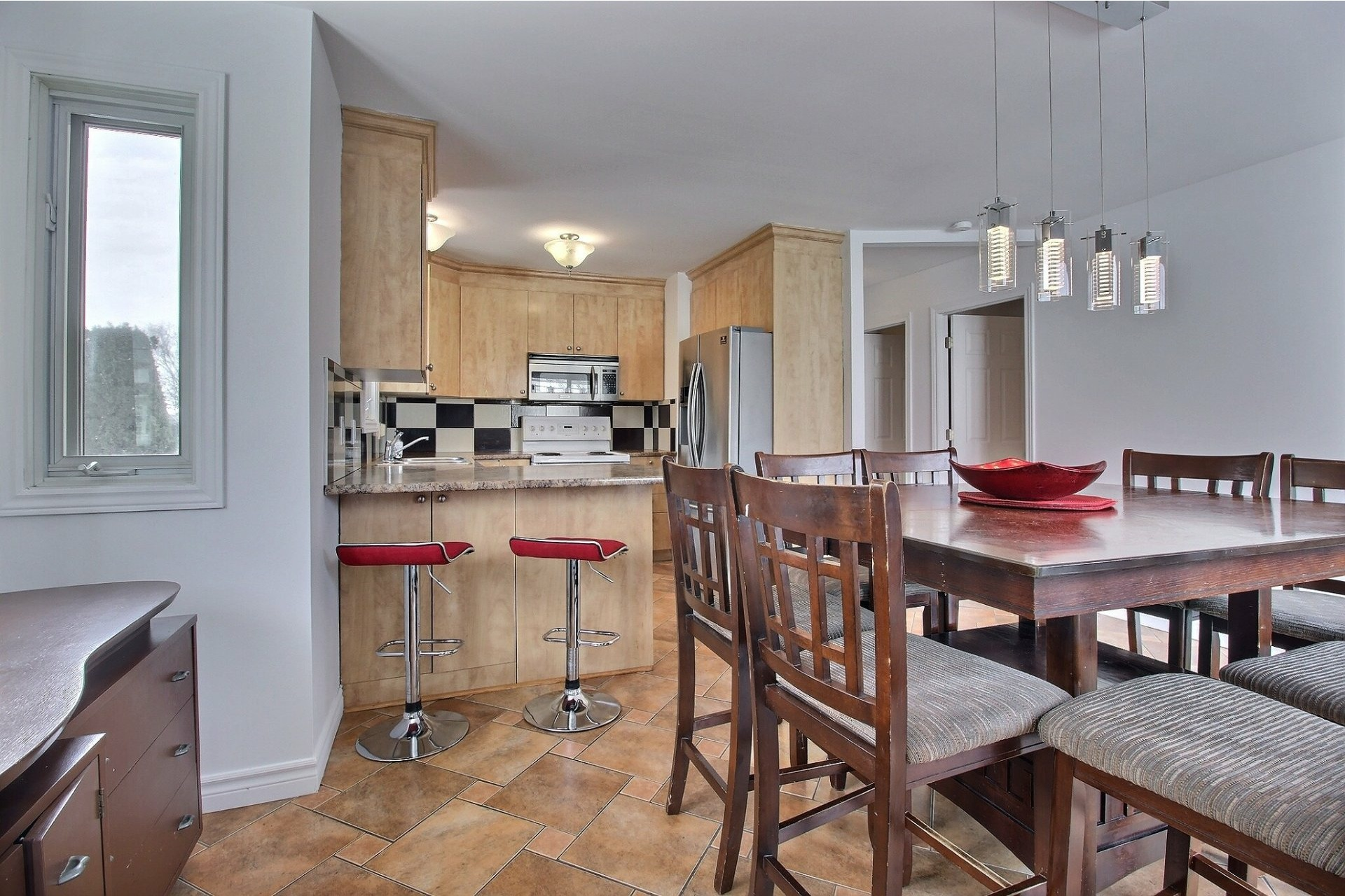 image 8 - House For sale Le Gardeur Repentigny  - 10 rooms