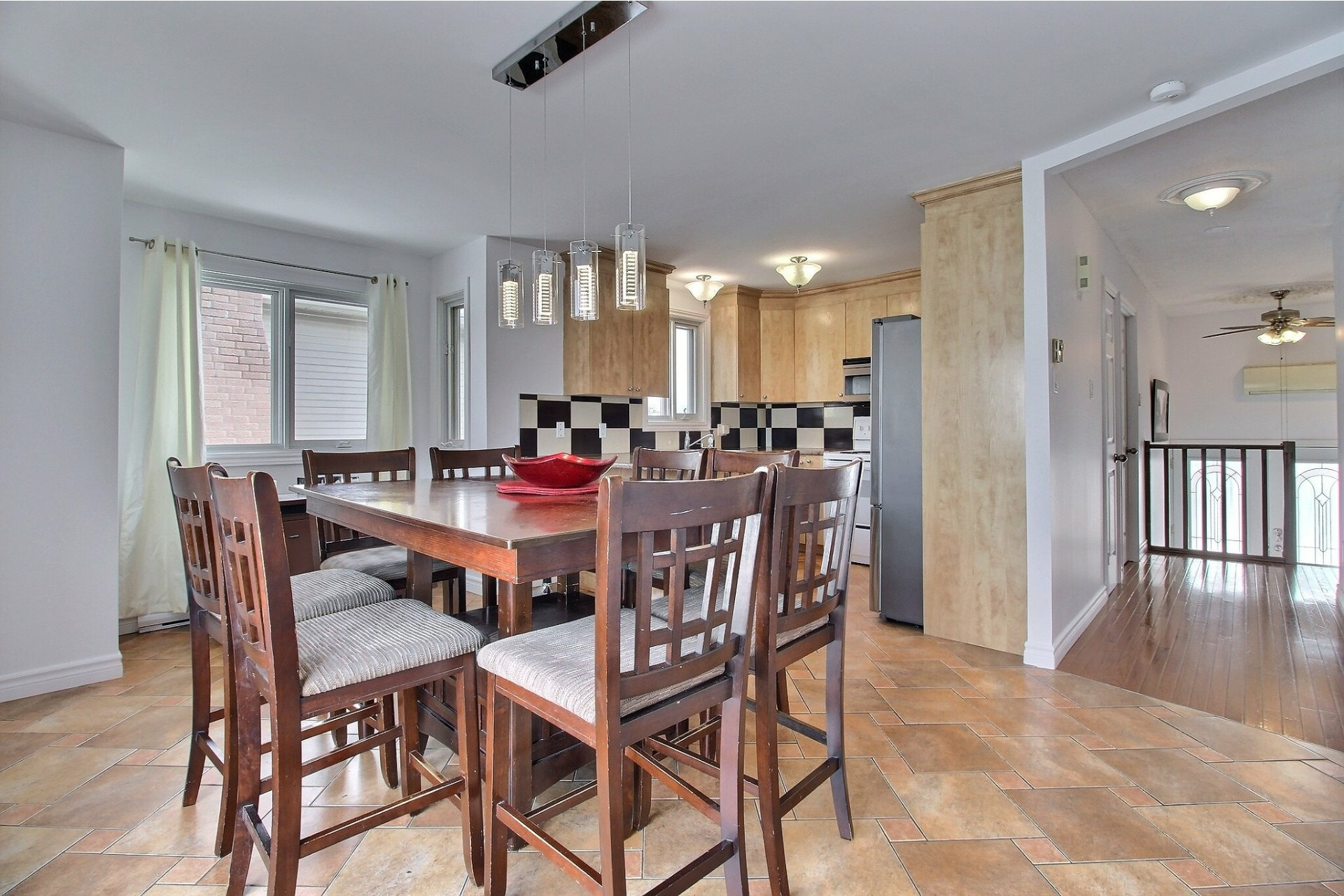 image 7 - House For sale Le Gardeur Repentigny  - 10 rooms