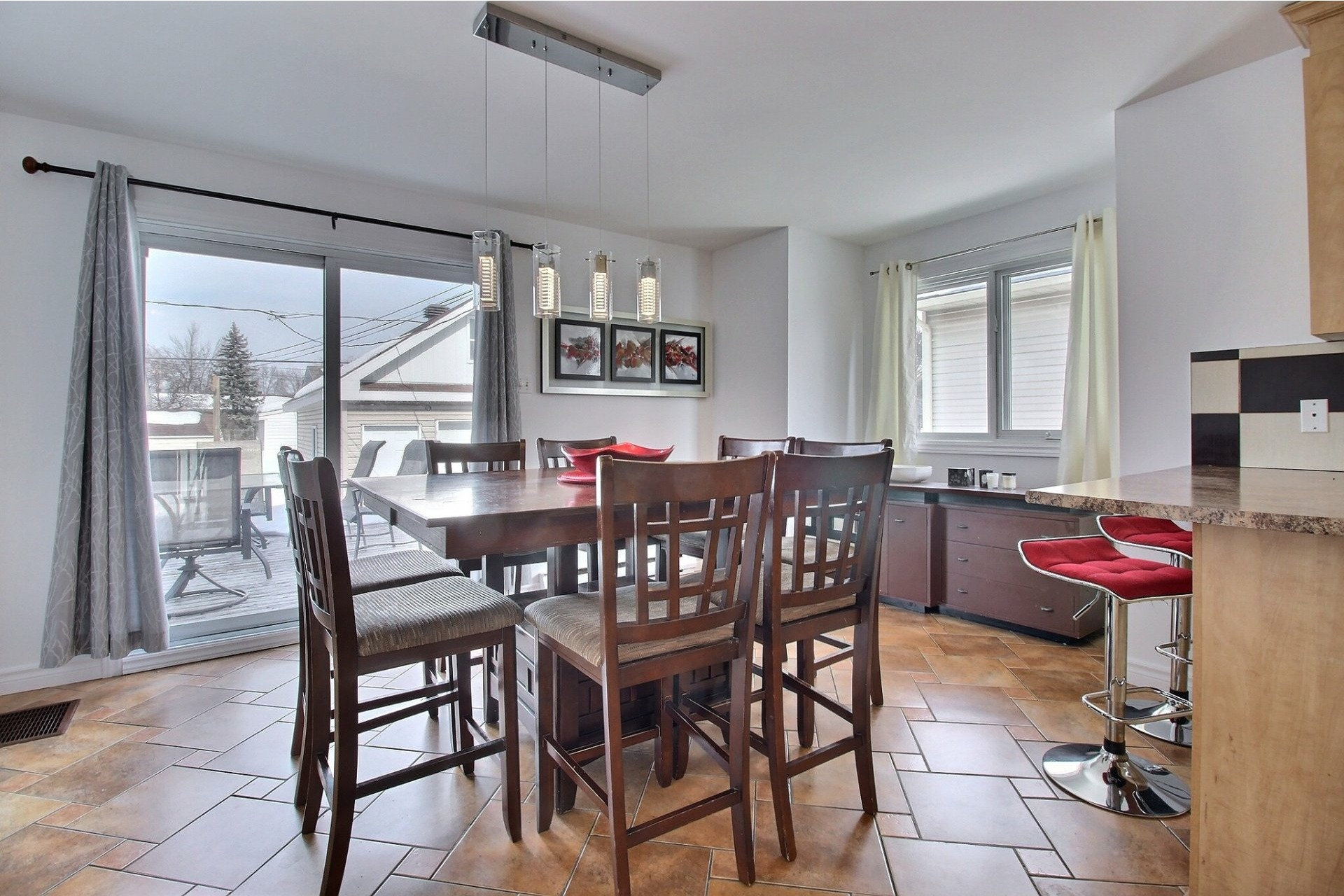 image 11 - House For sale Le Gardeur Repentigny  - 10 rooms