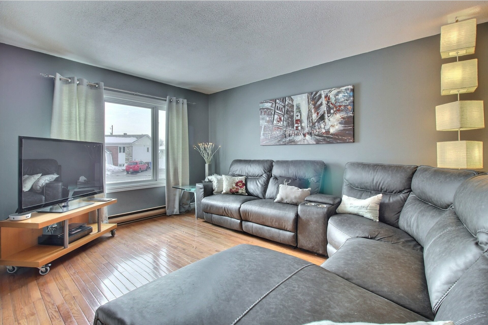 image 2 - House For sale Le Gardeur Repentigny  - 10 rooms