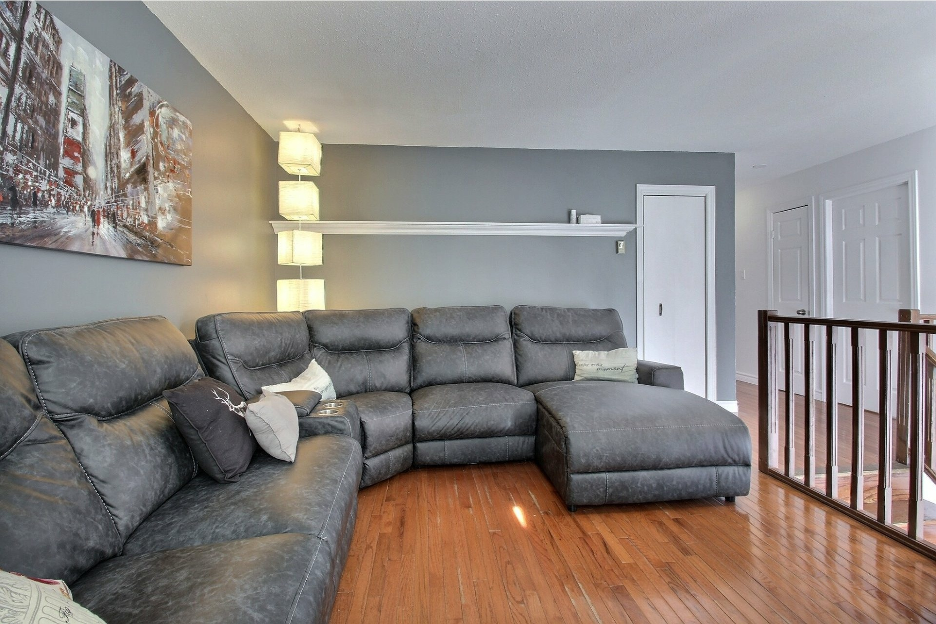 image 3 - House For sale Le Gardeur Repentigny  - 10 rooms