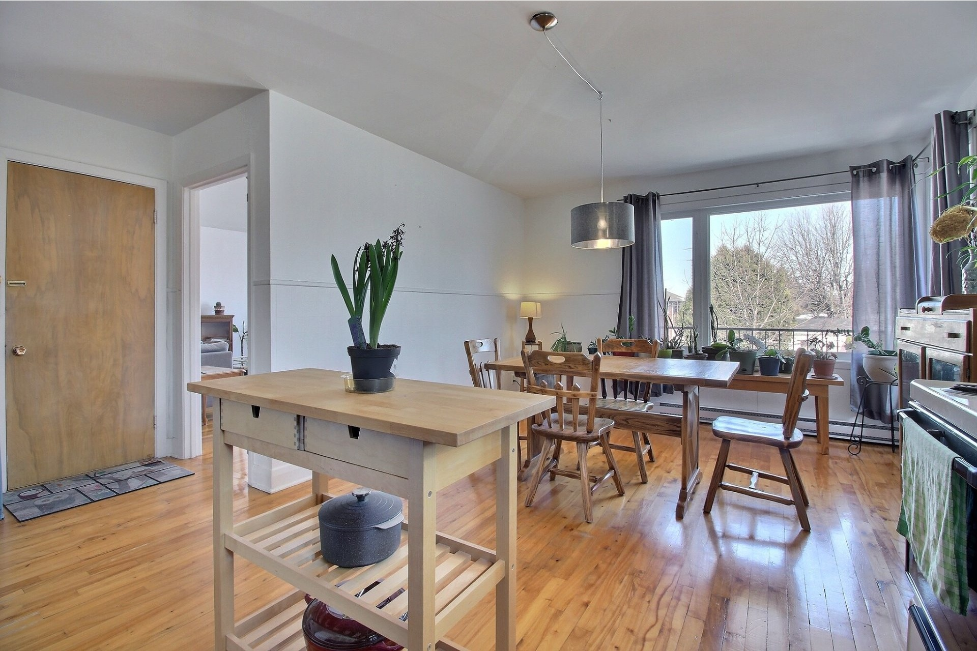 image 5 - Duplex For sale Joliette - 5 rooms