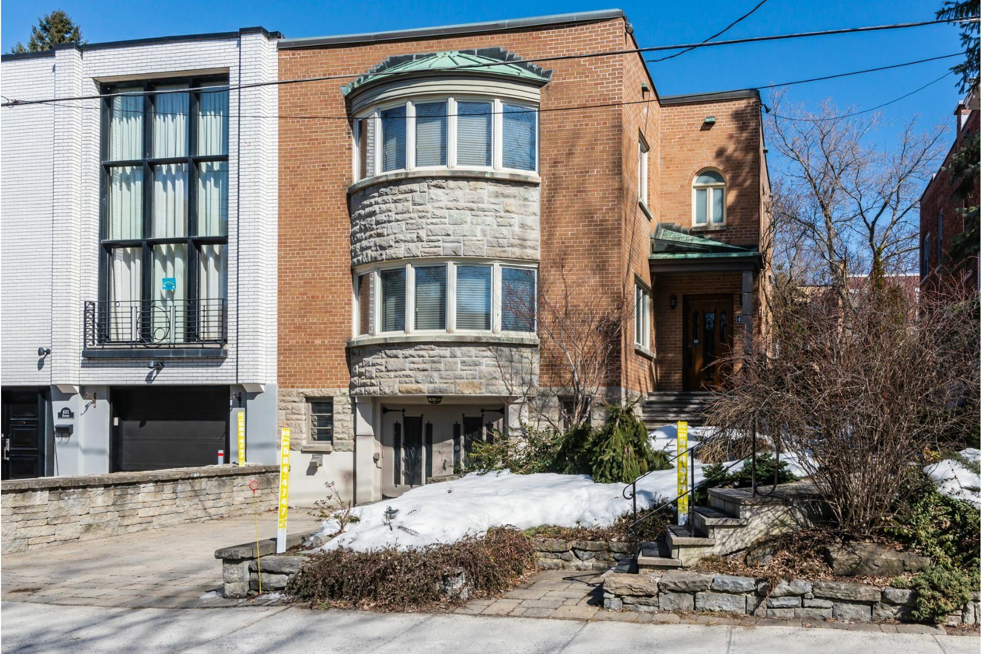 image 38 - Maison À vendre Côte-des-Neiges/Notre-Dame-de-Grâce Montréal  - 16 pièces