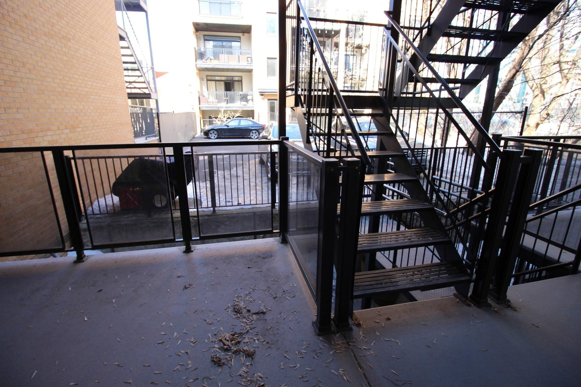 image 6 - Apartment For sale Ville-Marie Montréal  - 3 rooms