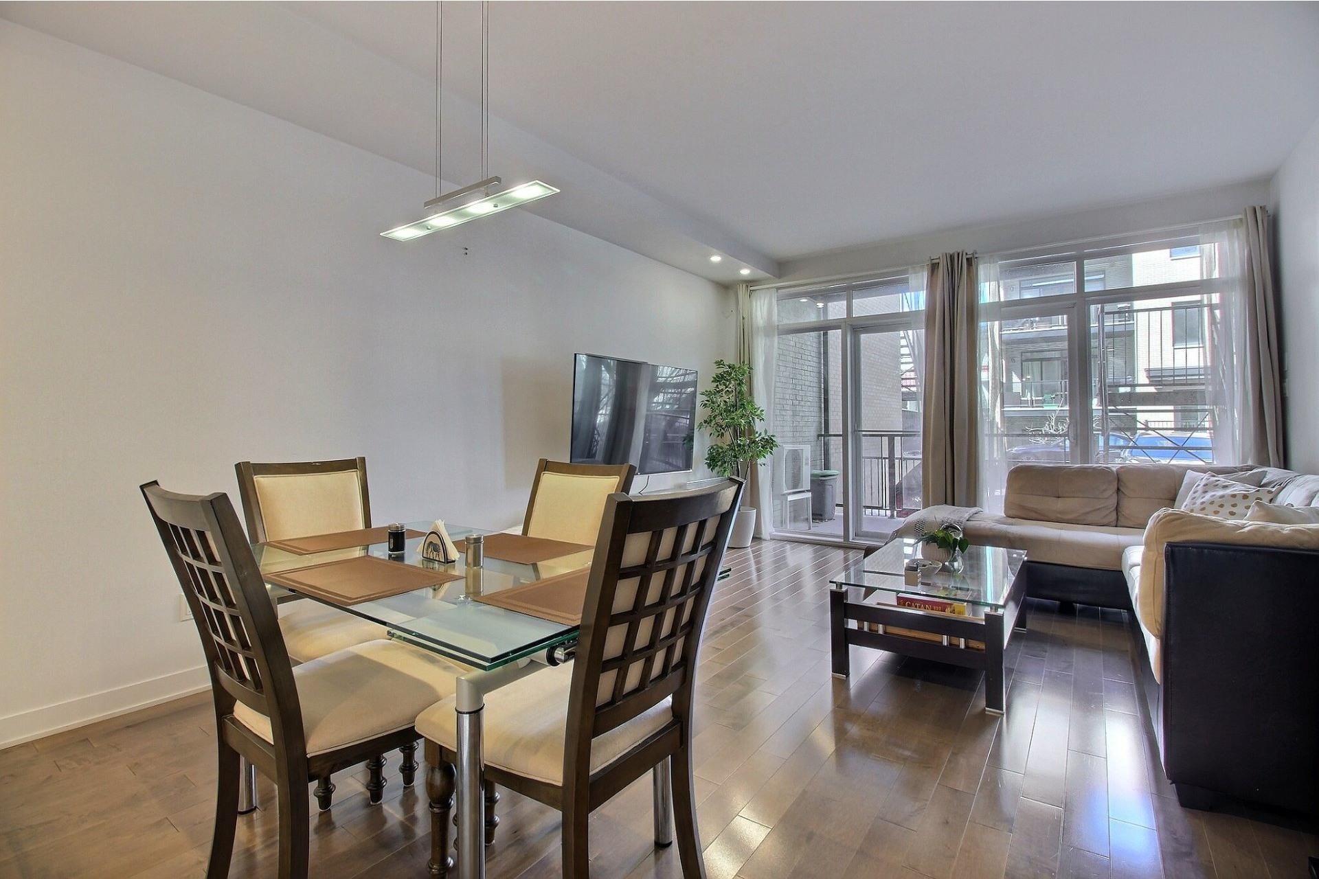 image 9 - Apartment For sale Ville-Marie Montréal  - 3 rooms
