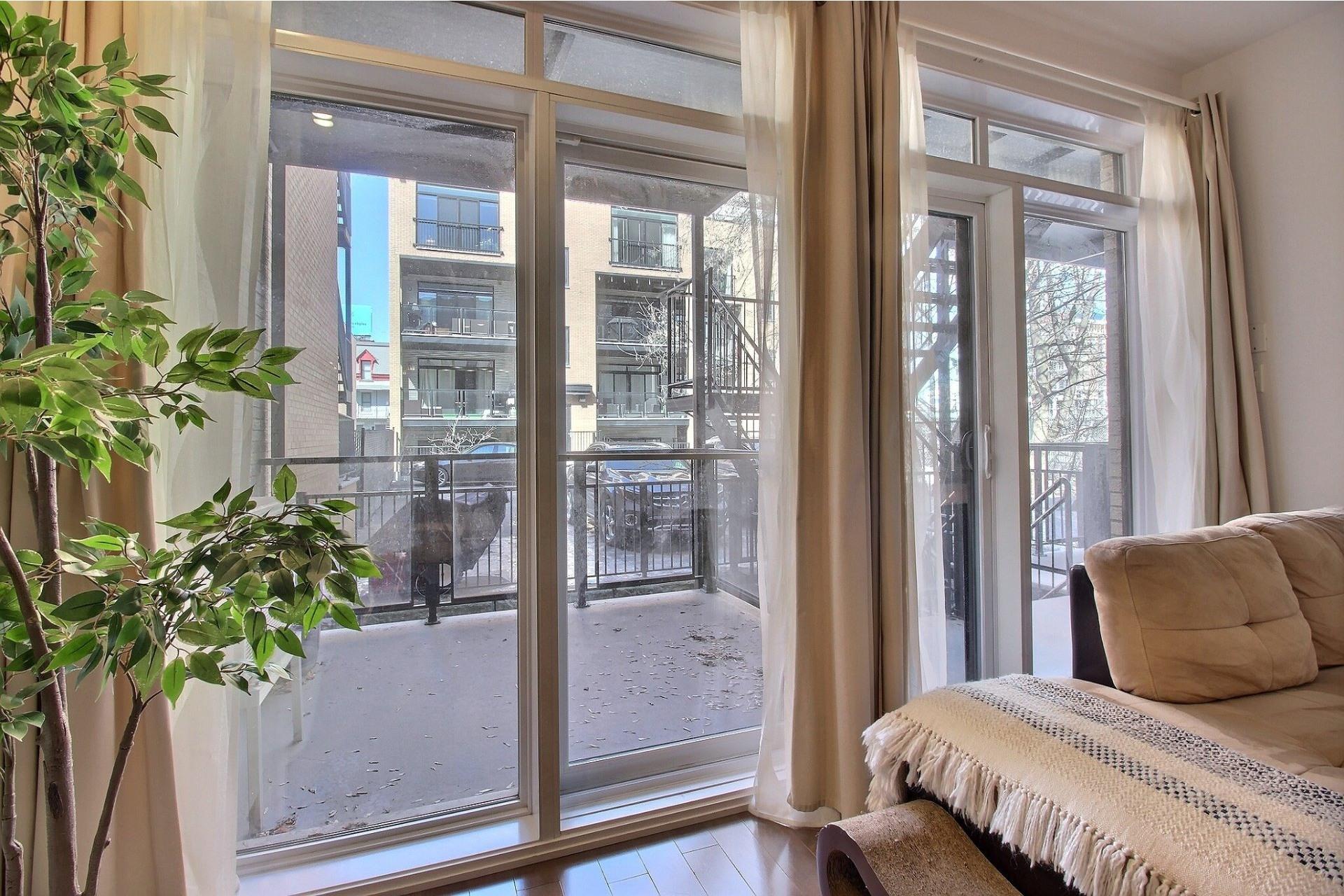 image 5 - Apartment For sale Ville-Marie Montréal  - 3 rooms
