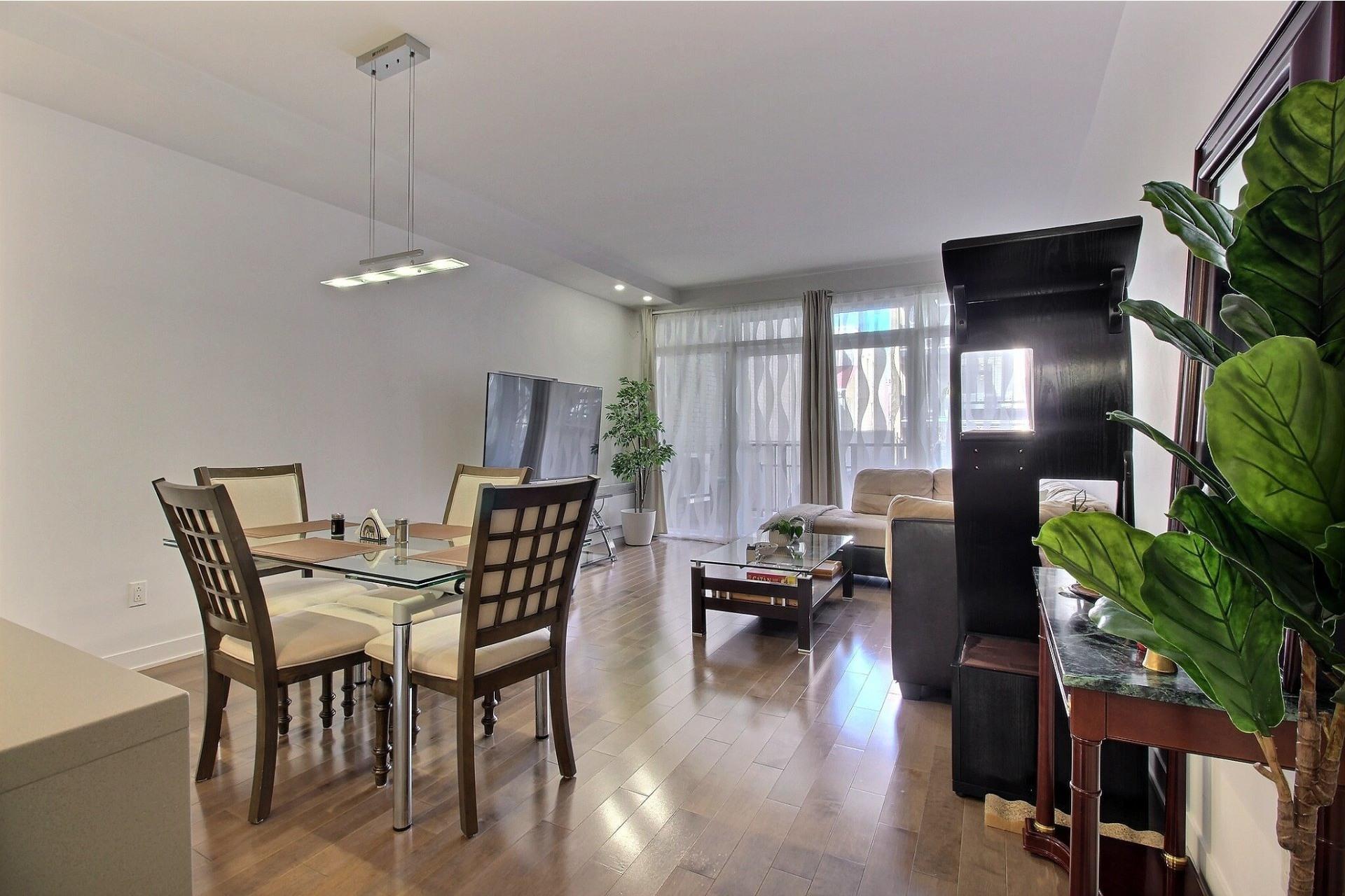 image 1 - Apartment For sale Ville-Marie Montréal  - 3 rooms