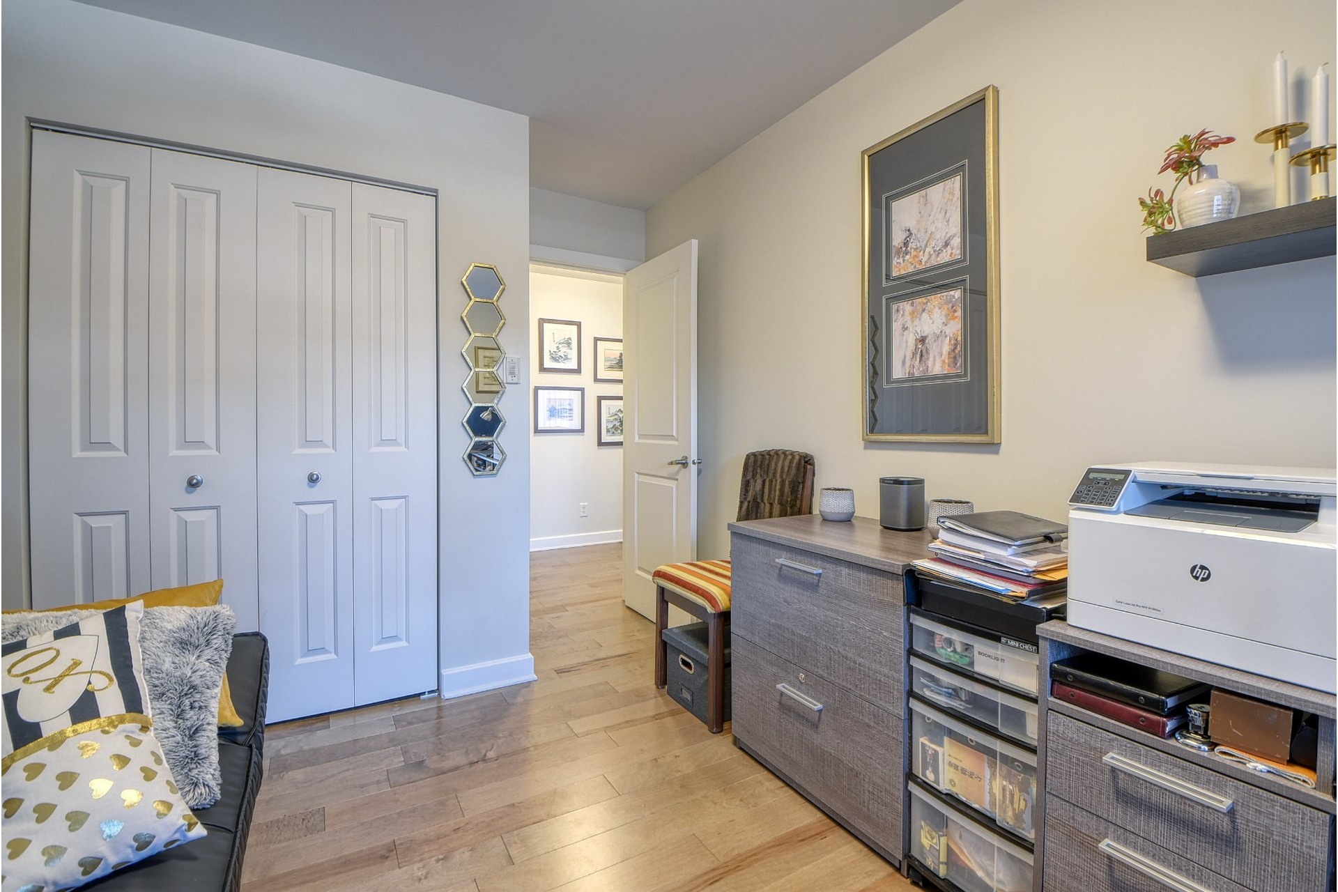image 17 - Apartment For sale Le Sud-Ouest Montréal  - 6 rooms