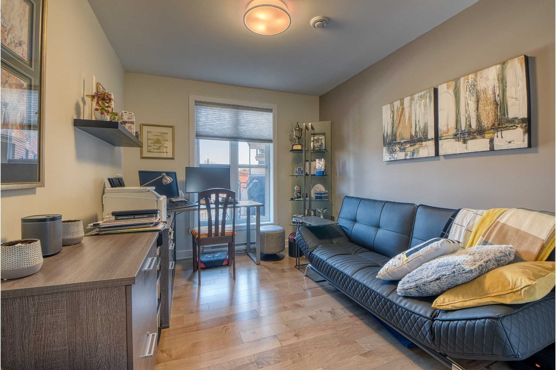 image 16 - Apartment For sale Le Sud-Ouest Montréal  - 6 rooms