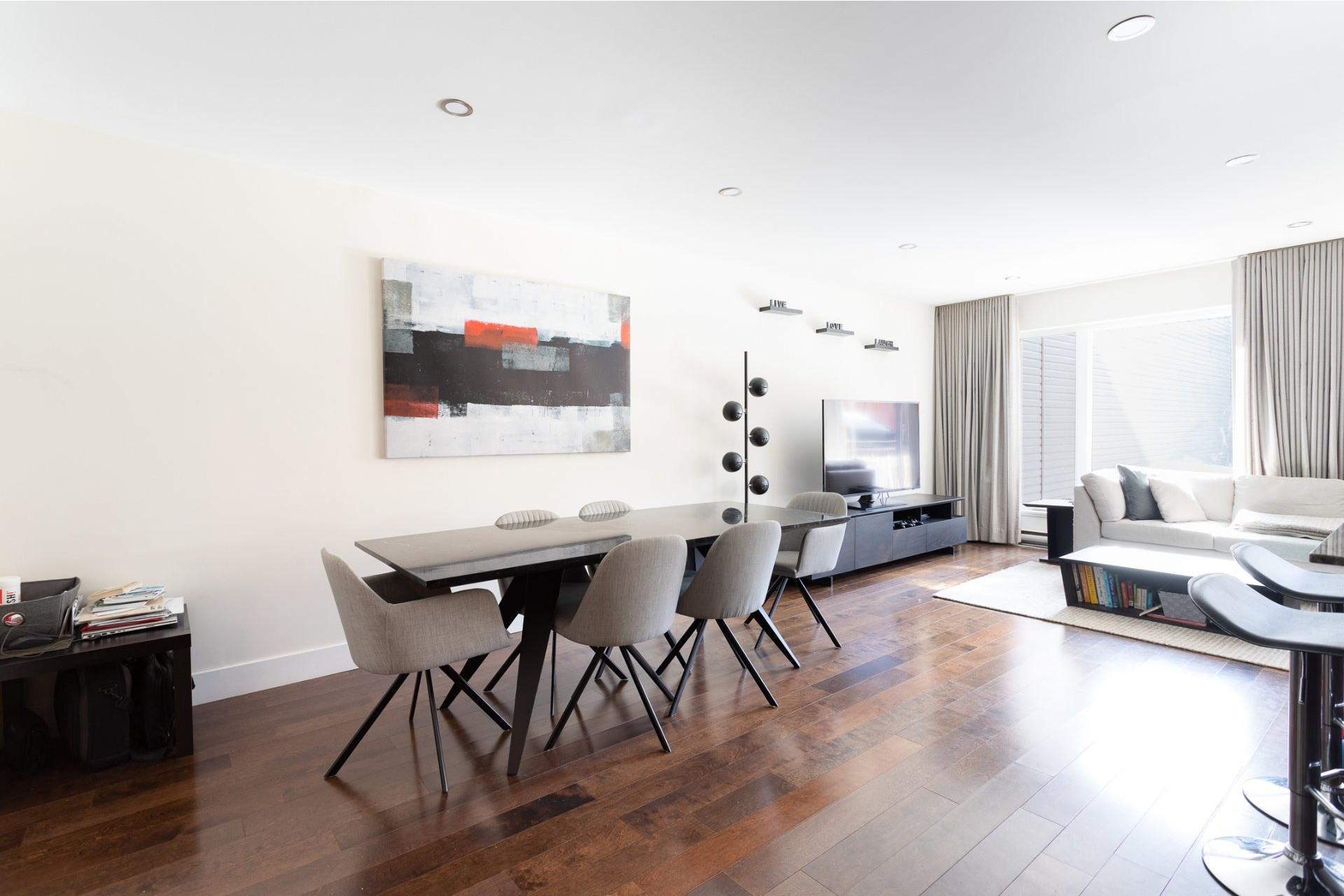 image 1 - Appartement À vendre Le Sud-Ouest Montréal  - 9 pièces