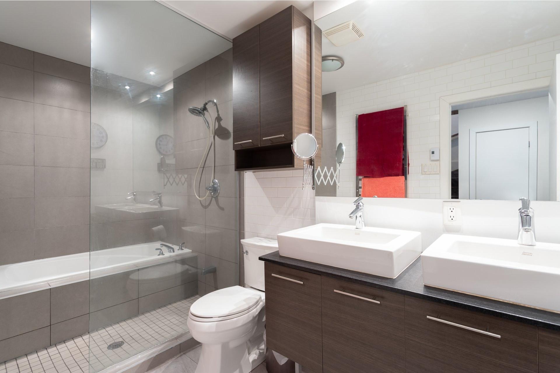 image 12 - Appartement À vendre Le Sud-Ouest Montréal  - 9 pièces