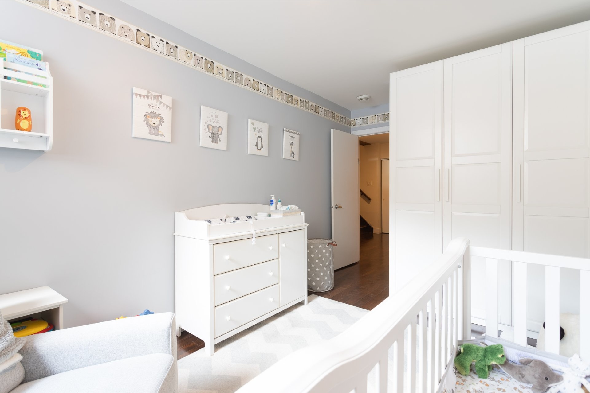 image 10 - Appartement À vendre Le Sud-Ouest Montréal  - 9 pièces