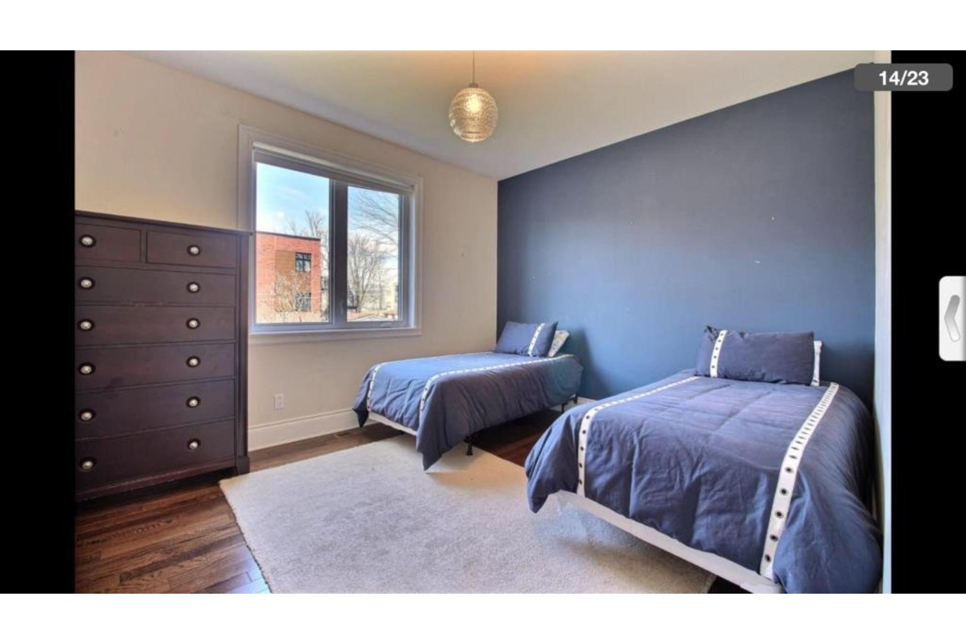 image 11 - Apartment For rent Saint-Laurent Montréal  - 10 rooms