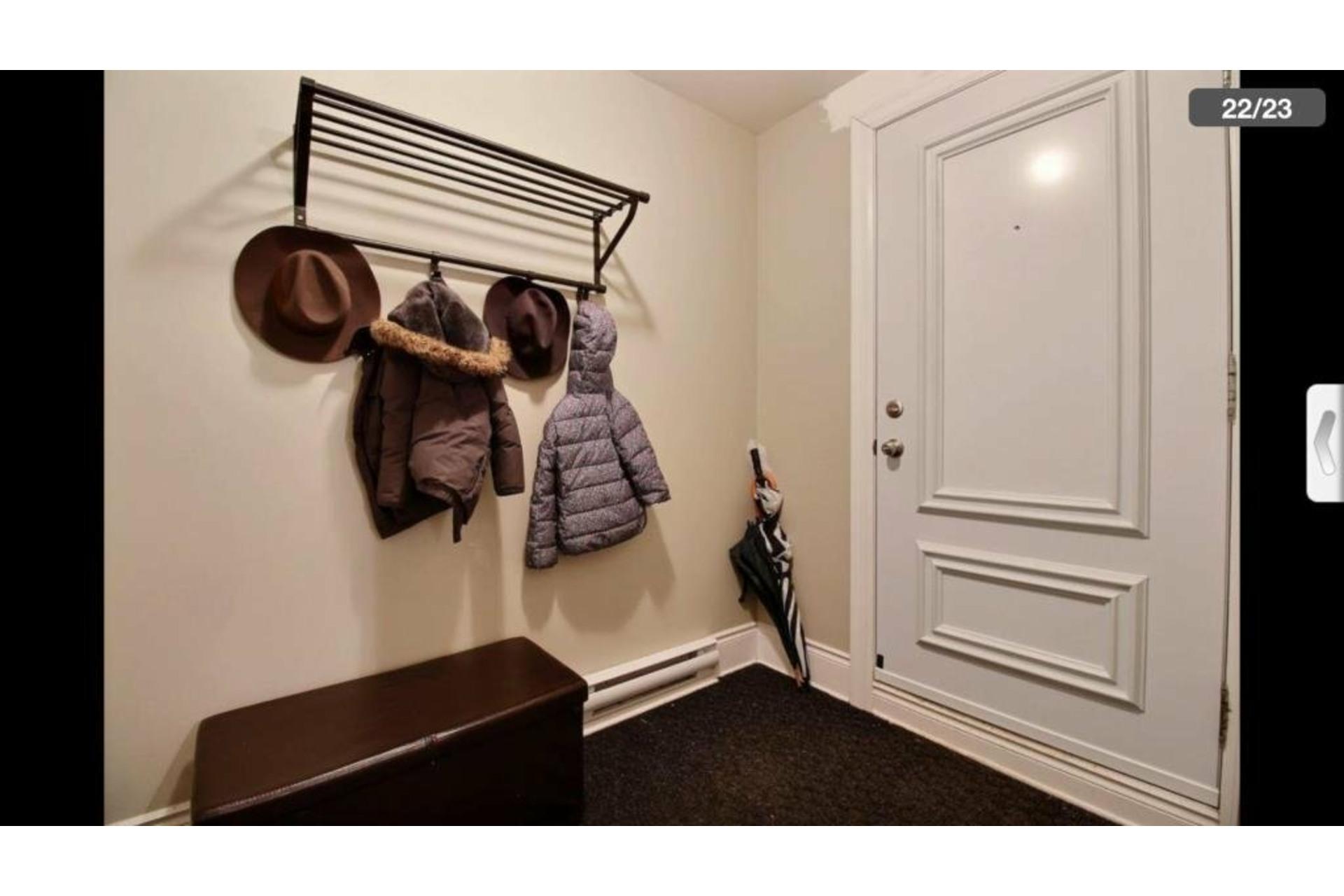 image 19 - Apartment For rent Saint-Laurent Montréal  - 10 rooms