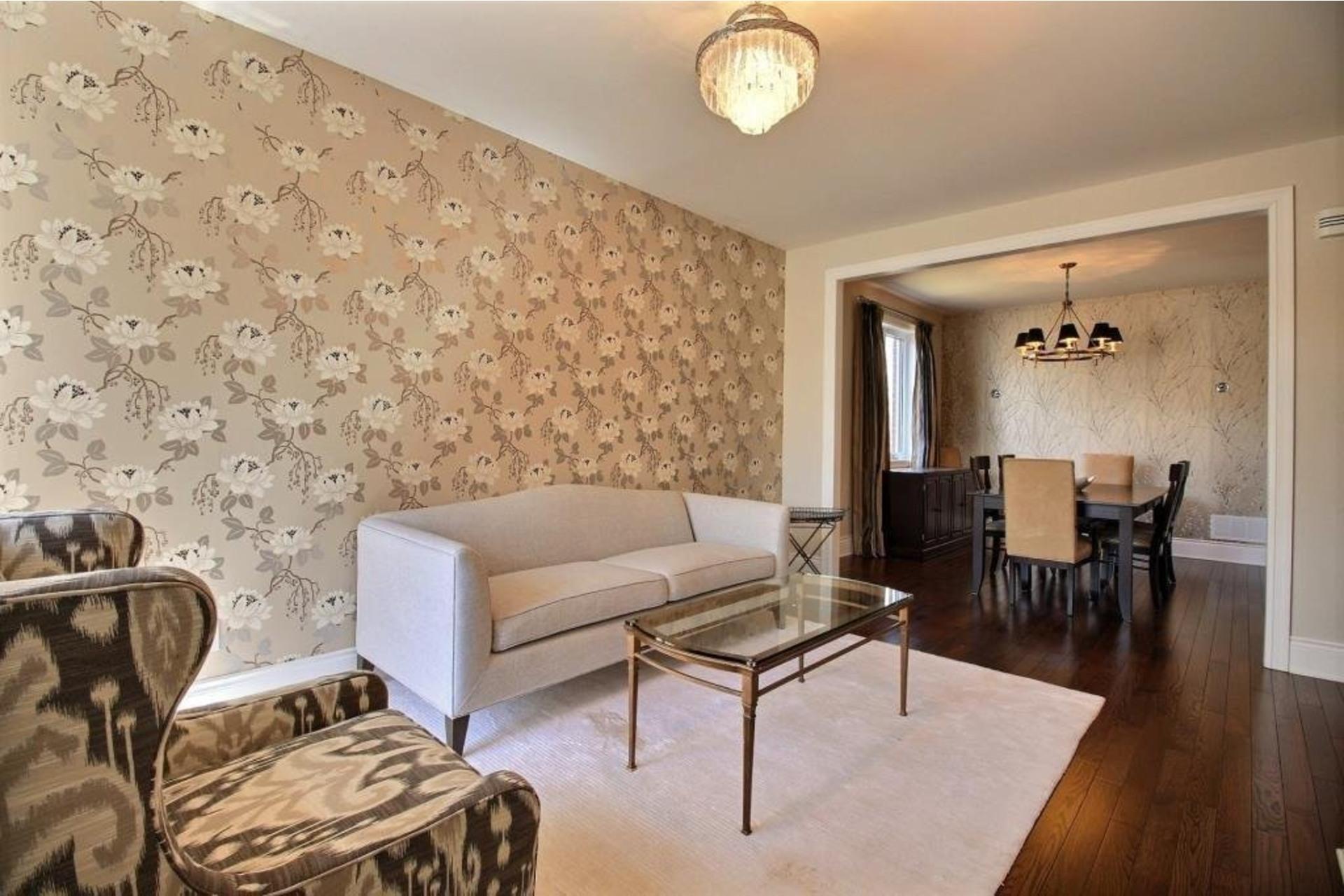 image 4 - Apartment For rent Saint-Laurent Montréal  - 10 rooms