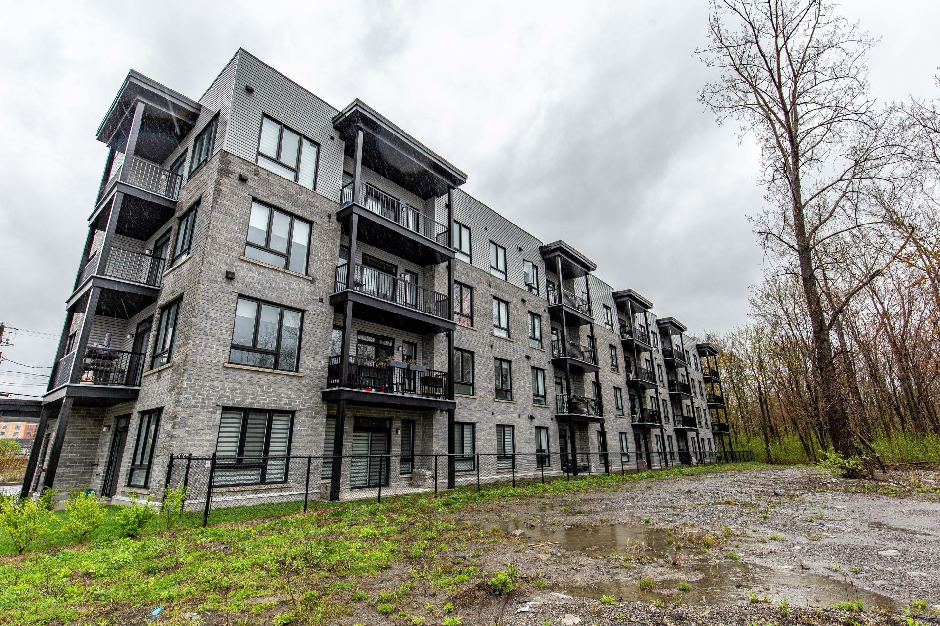 image 27 - Apartment For sale Chomedey Laval  - 11 rooms