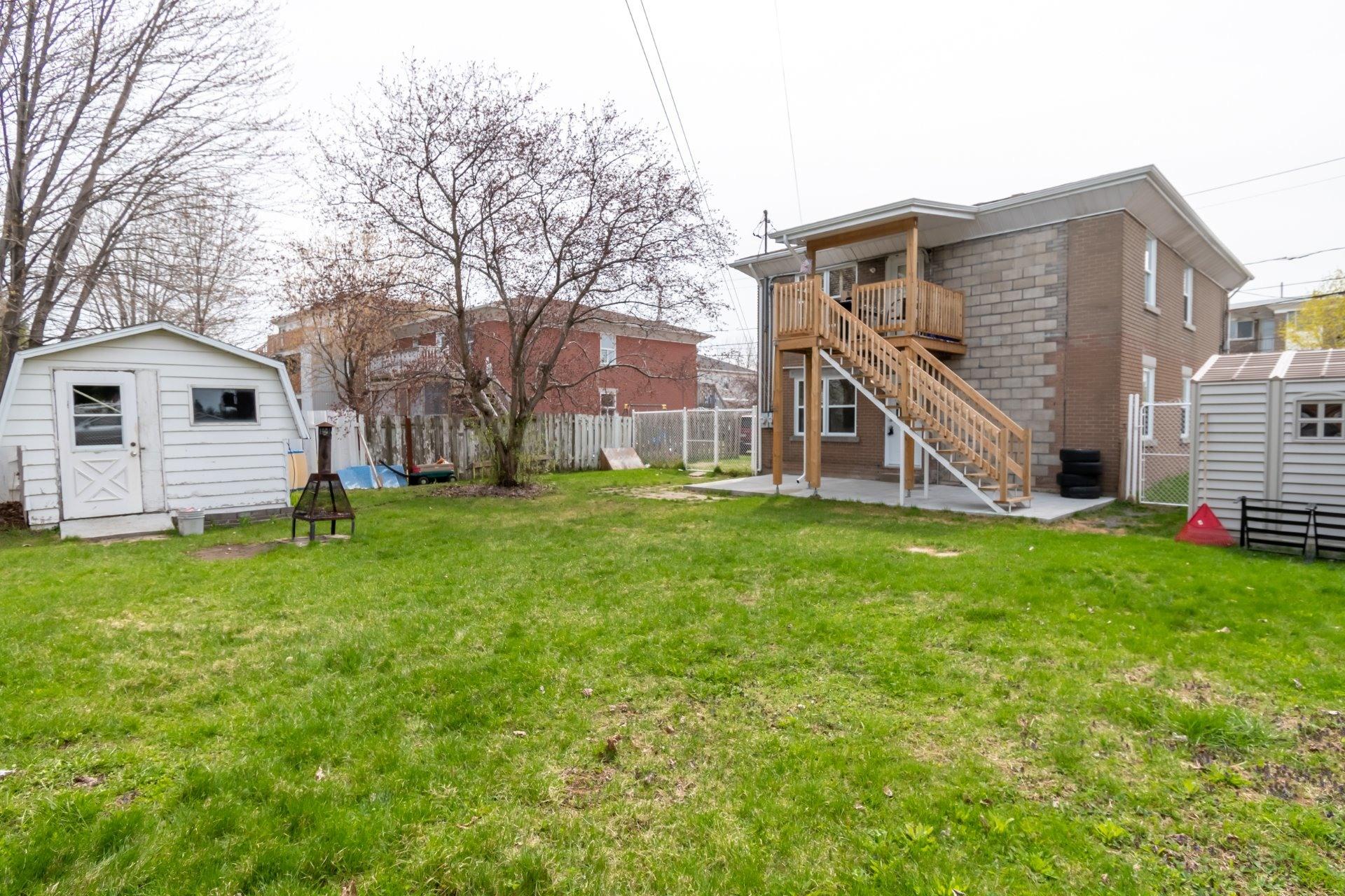 image 24 - Duplex For sale Trois-Rivières - 5 rooms