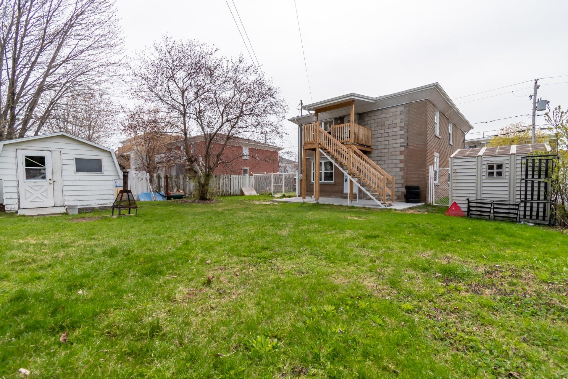 image 25 - Duplex For sale Trois-Rivières - 5 rooms