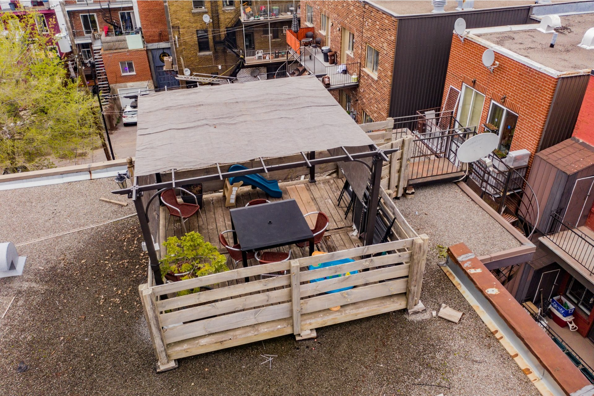 image 35 - Appartement À vendre Mercier/Hochelaga-Maisonneuve Montréal  - 5 pièces