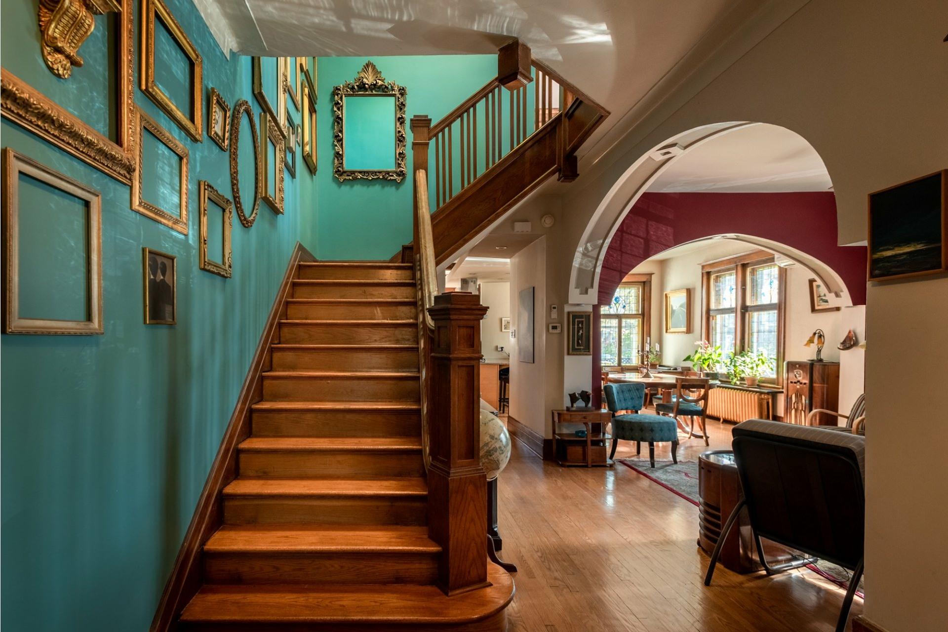 image 17 - House For sale Côte-des-Neiges/Notre-Dame-de-Grâce Montréal  - 13 rooms