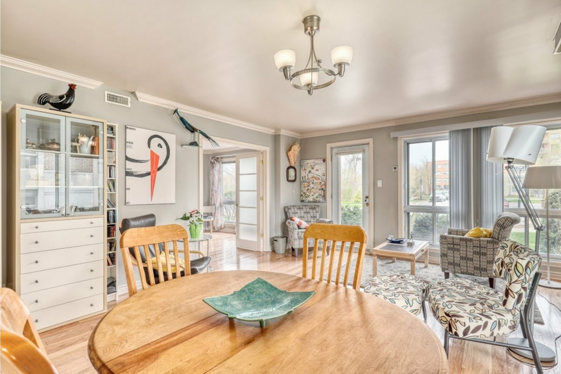 image 13 - Apartment For sale Mercier/Hochelaga-Maisonneuve Montréal  - 6 rooms