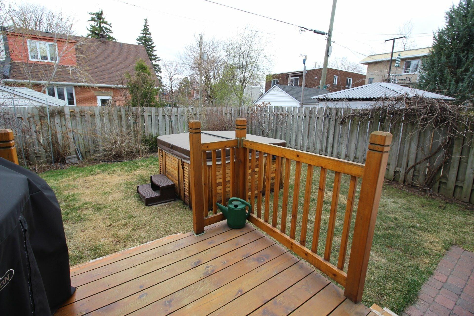 image 33 - House For sale Mercier/Hochelaga-Maisonneuve Montréal  - 7 rooms