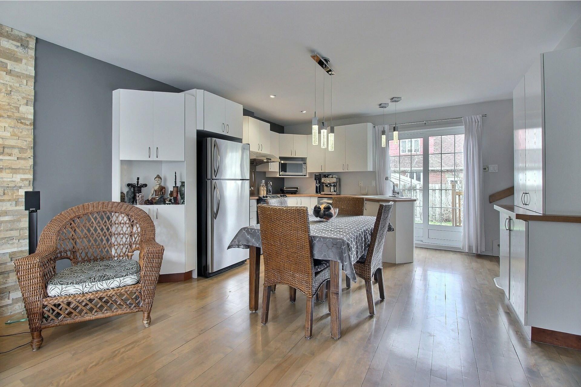 image 5 - House For sale Mercier/Hochelaga-Maisonneuve Montréal  - 7 rooms