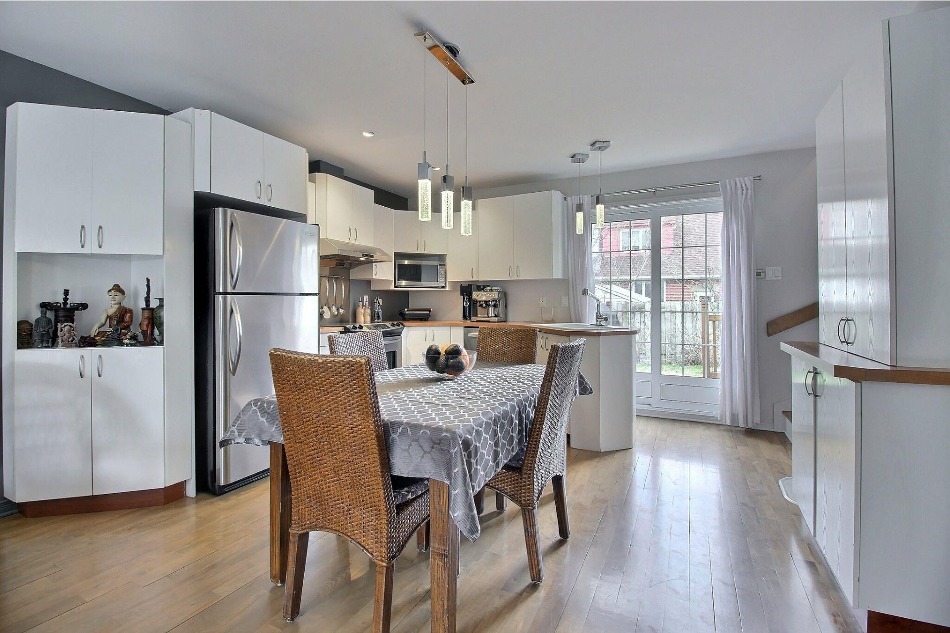 image 6 - House For sale Mercier/Hochelaga-Maisonneuve Montréal  - 7 rooms