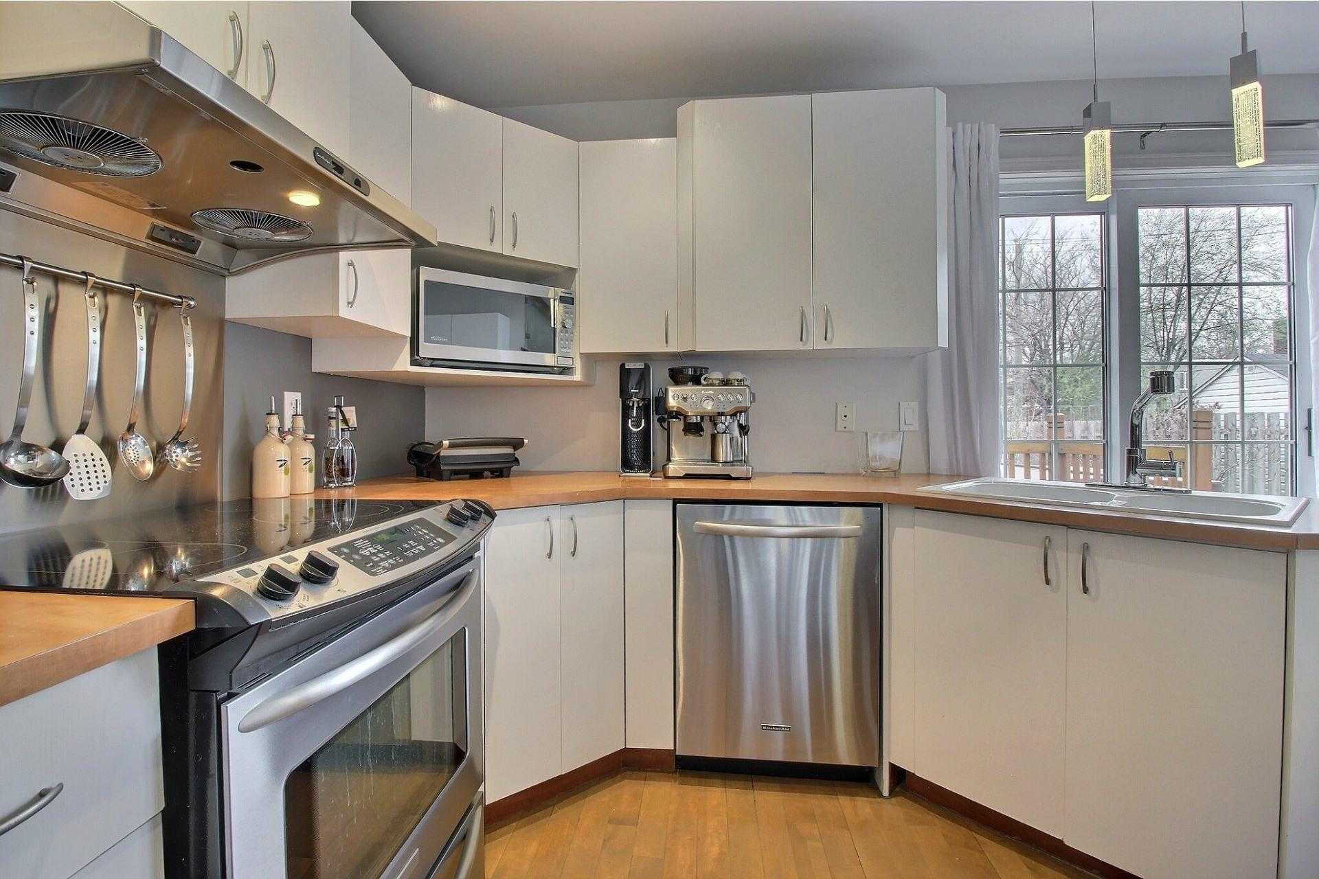 image 7 - House For sale Mercier/Hochelaga-Maisonneuve Montréal  - 7 rooms