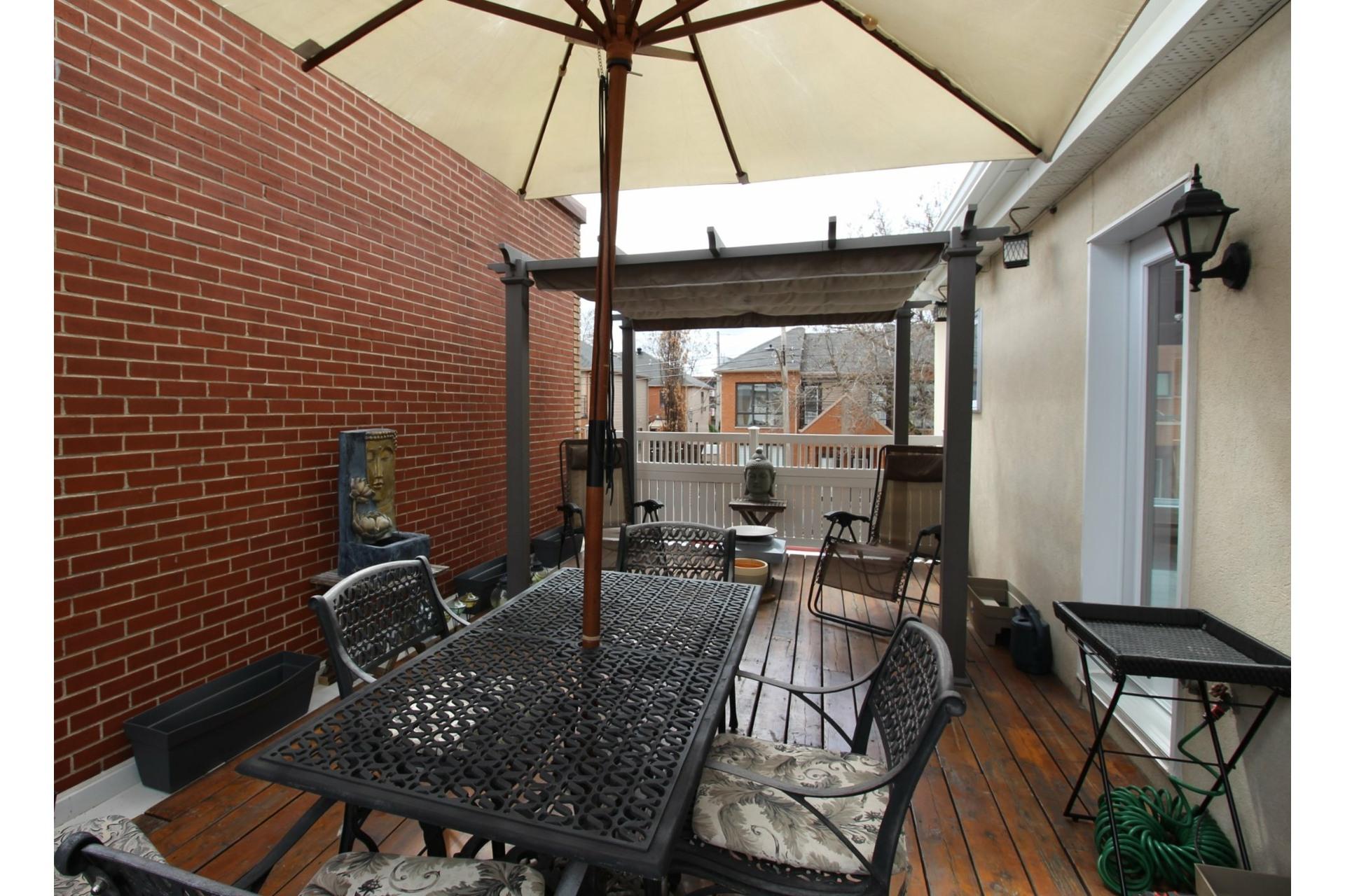 image 36 - House For sale Mercier/Hochelaga-Maisonneuve Montréal  - 7 rooms