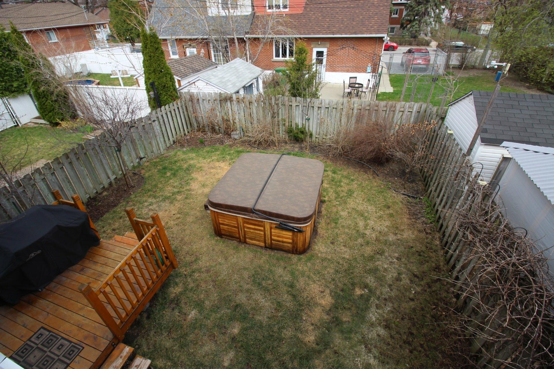 image 40 - House For sale Mercier/Hochelaga-Maisonneuve Montréal  - 7 rooms