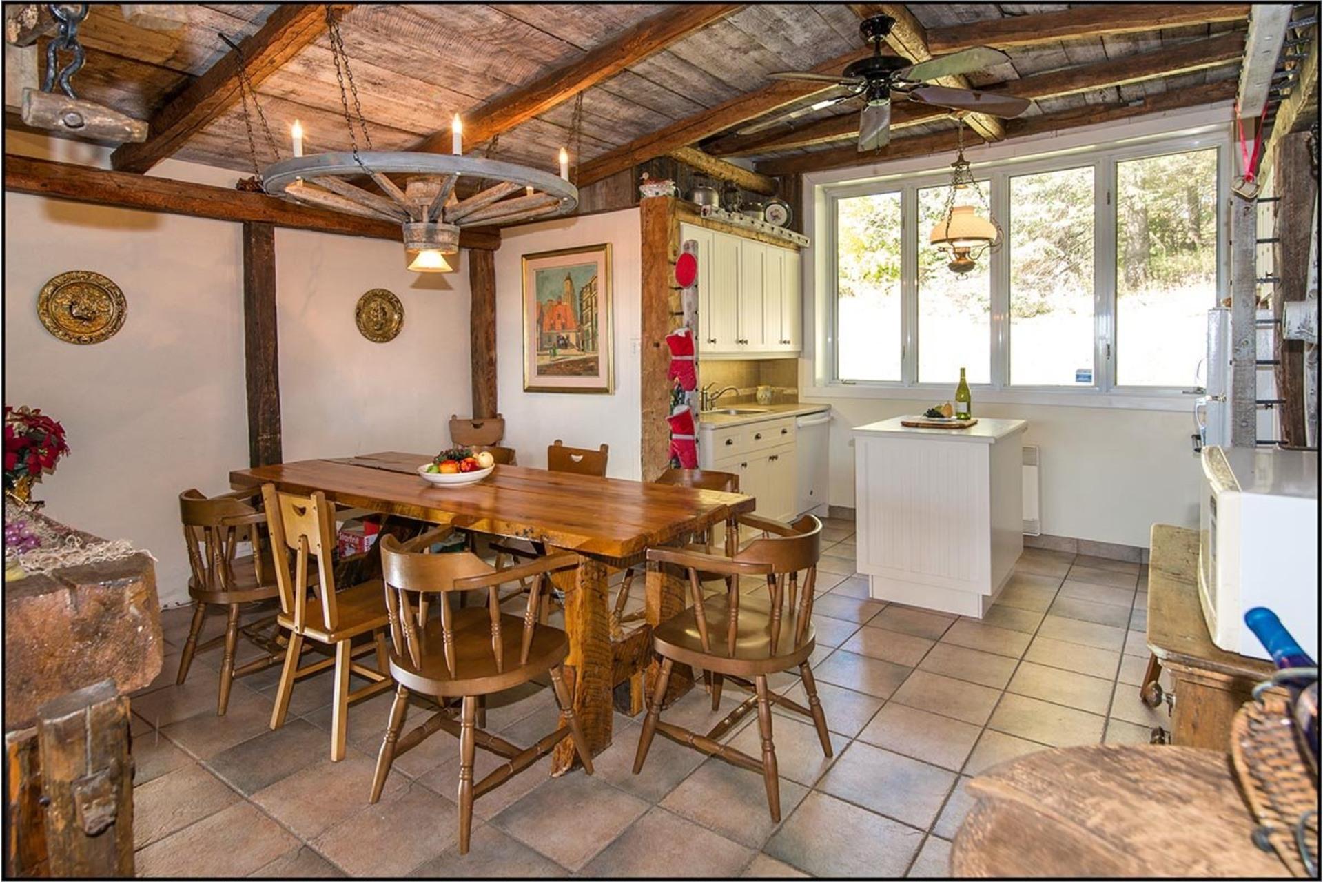 image 4 - House For sale Saint-Ferréol-les-Neiges - 12 rooms