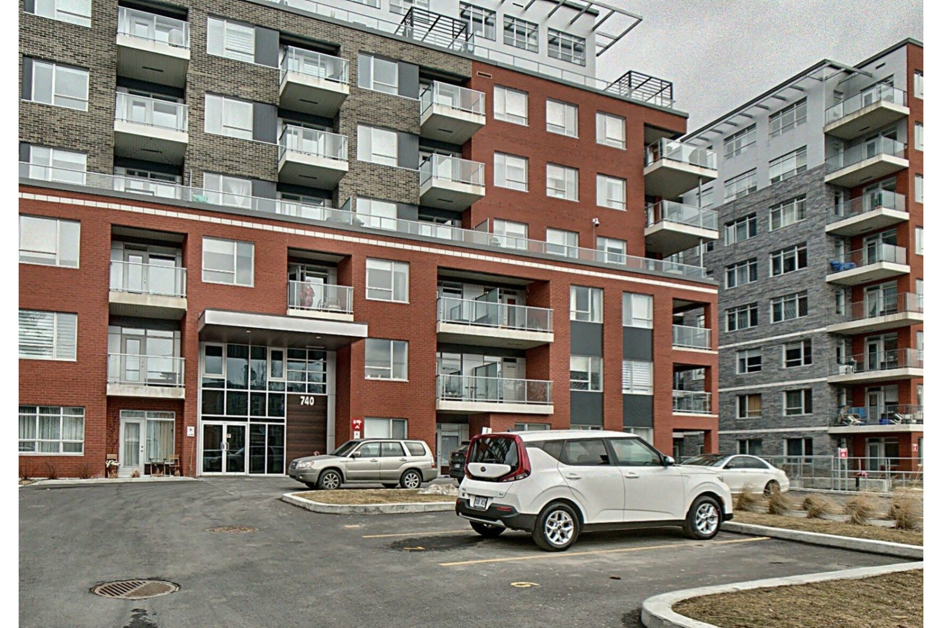 image 0 - Apartment For sale Saint-Lambert - 6 rooms
