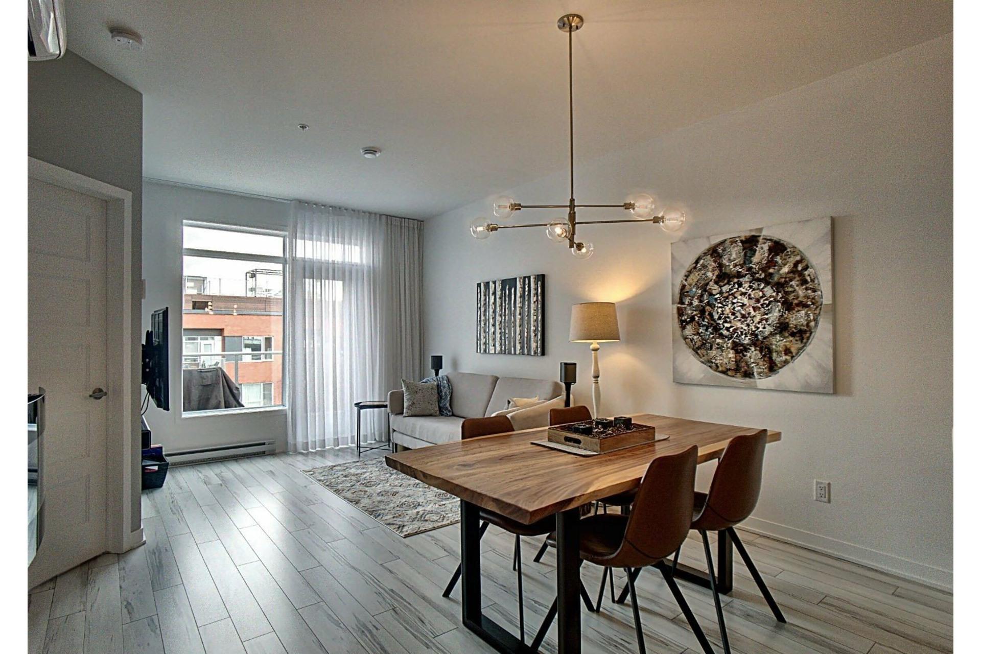 image 2 - Apartment For sale Saint-Lambert - 6 rooms