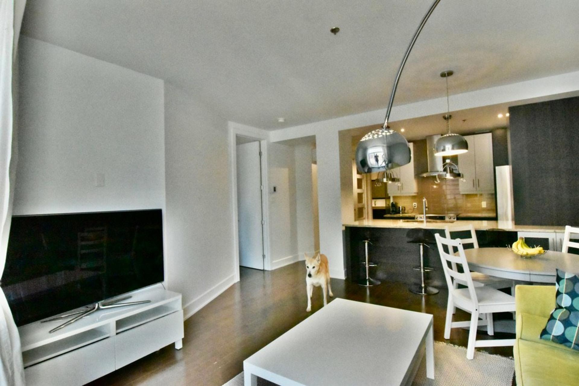 image 10 - Departamento Para alquiler Rosemont/La Petite-Patrie Montréal  - 8 habitaciones