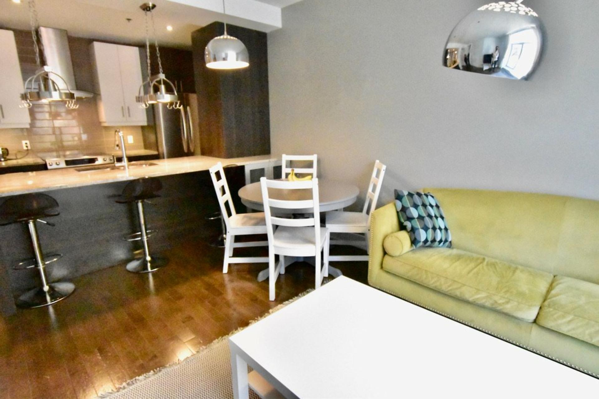 image 3 - Departamento Para alquiler Rosemont/La Petite-Patrie Montréal  - 8 habitaciones