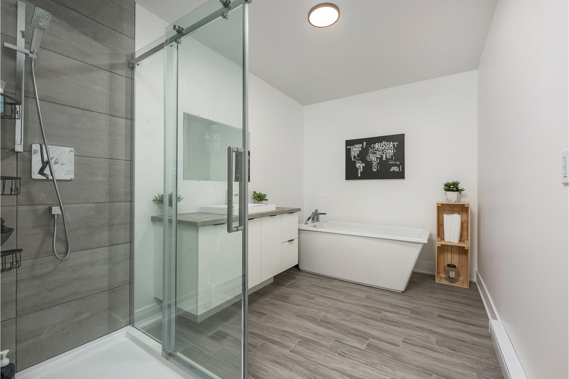 image 20 - Apartment For sale Saint-Philippe - 6 rooms