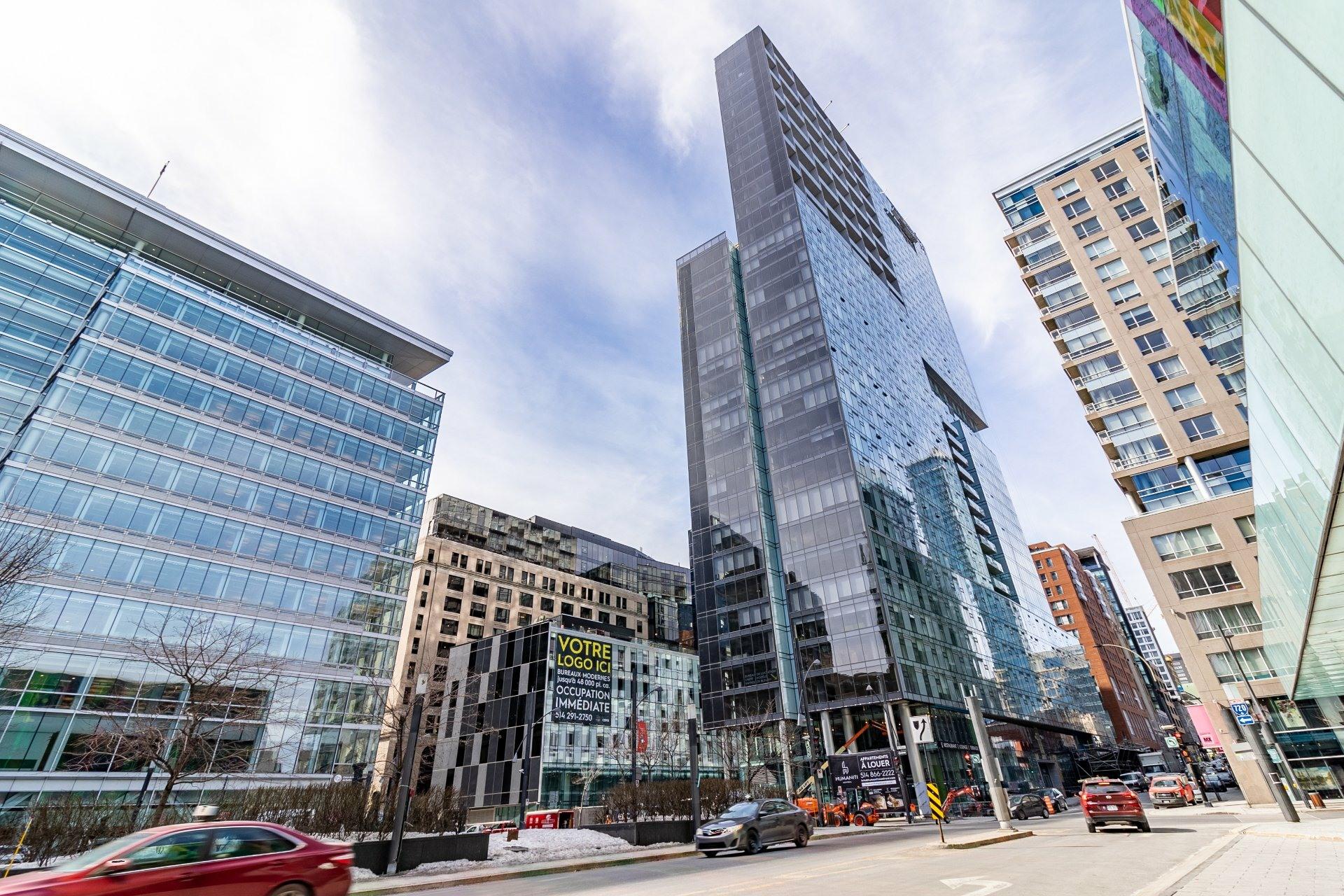 image 0 - Apartment For sale Ville-Marie Montréal  - 9 rooms
