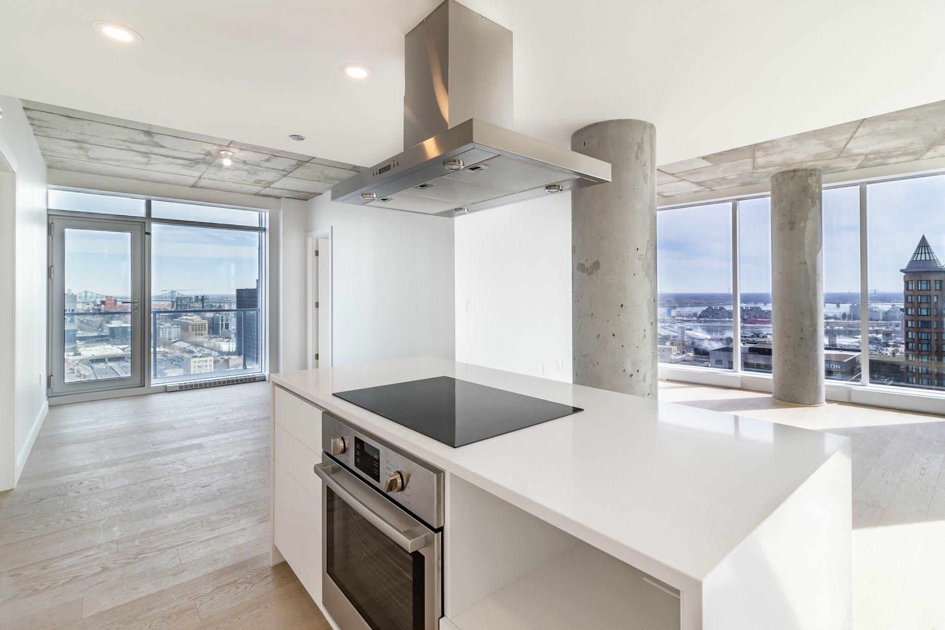 image 4 - Apartment For sale Ville-Marie Montréal  - 9 rooms