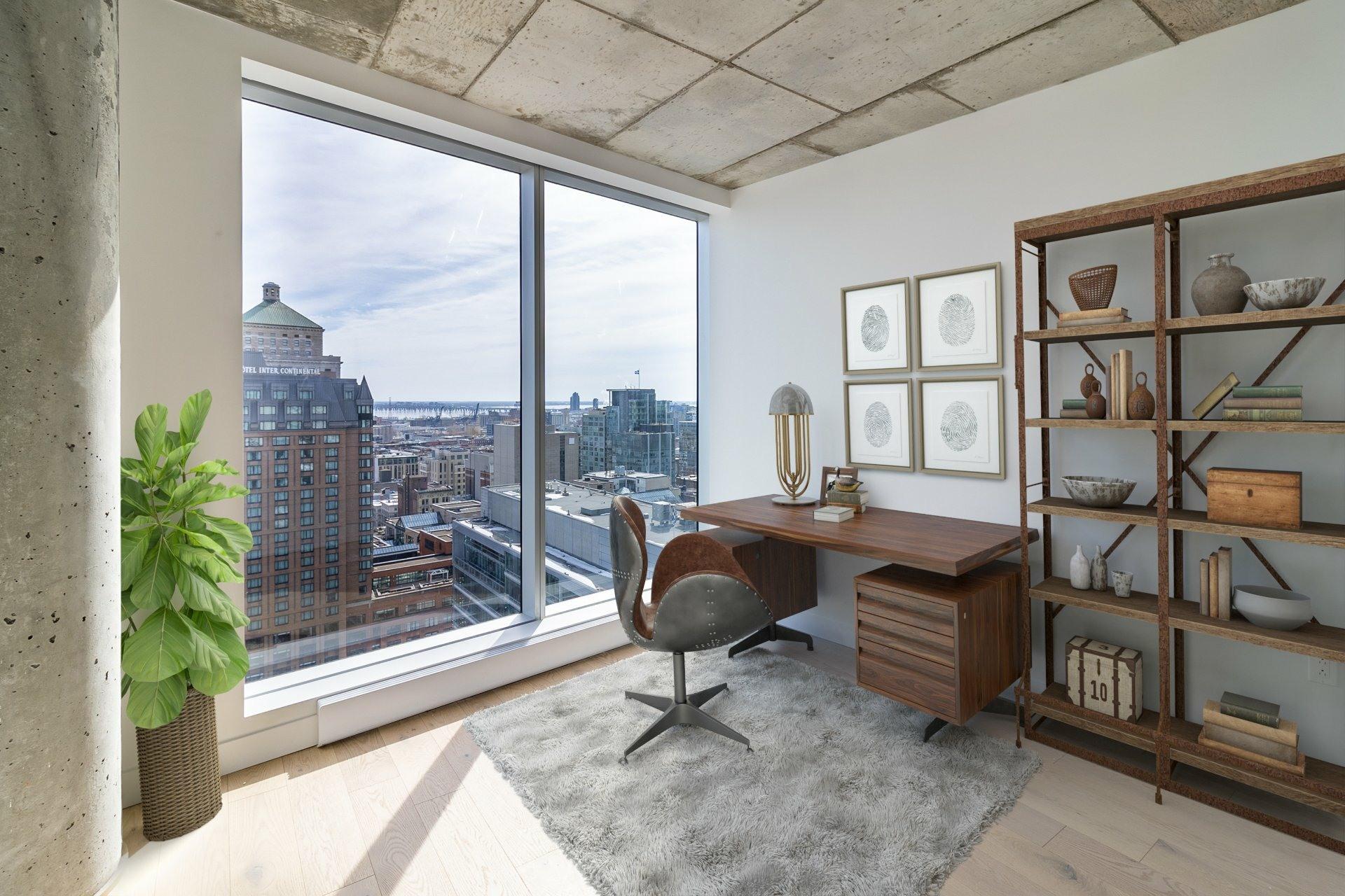 image 14 - Apartment For sale Ville-Marie Montréal  - 9 rooms