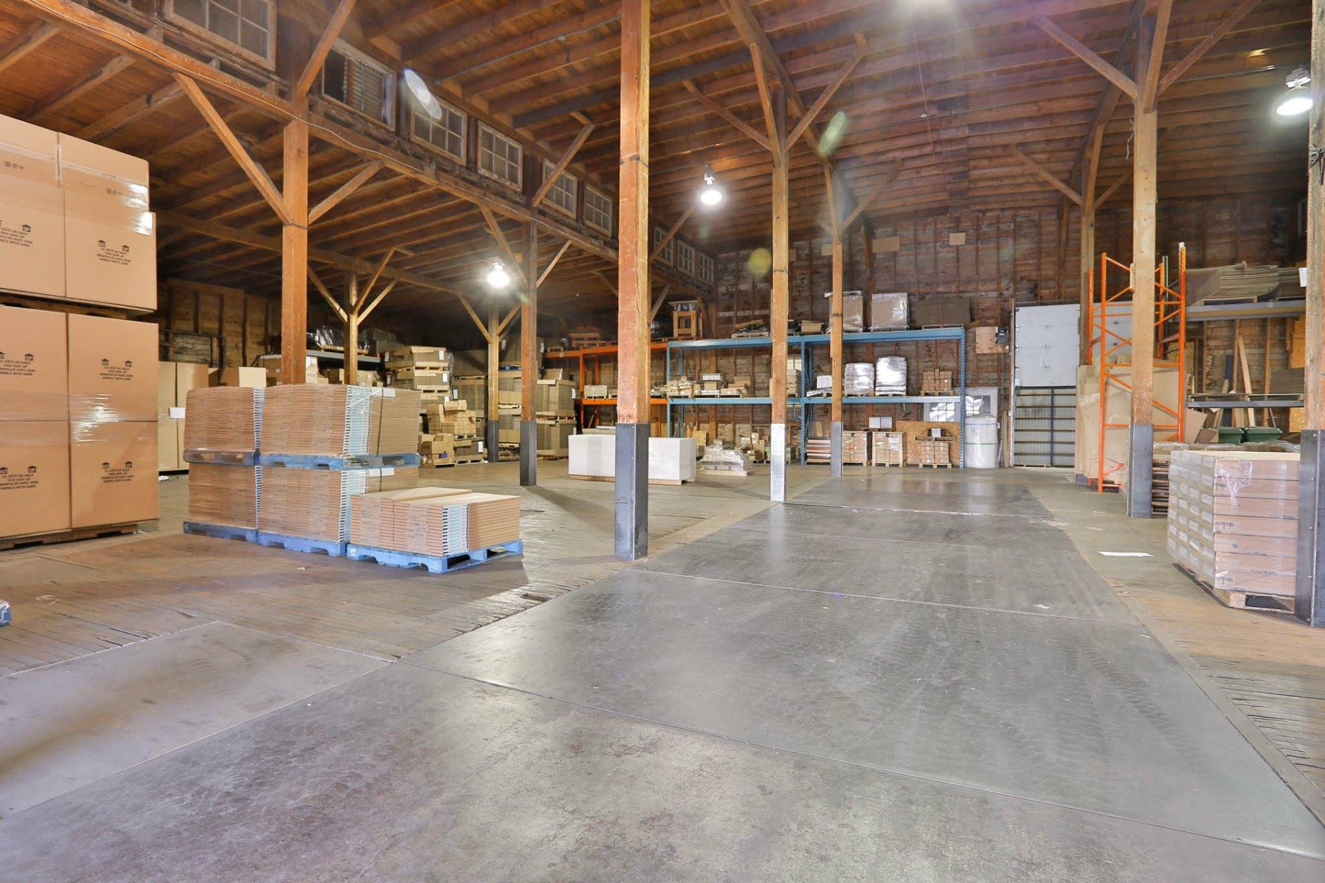 image 3 - Industriel À vendre Saint-Pie